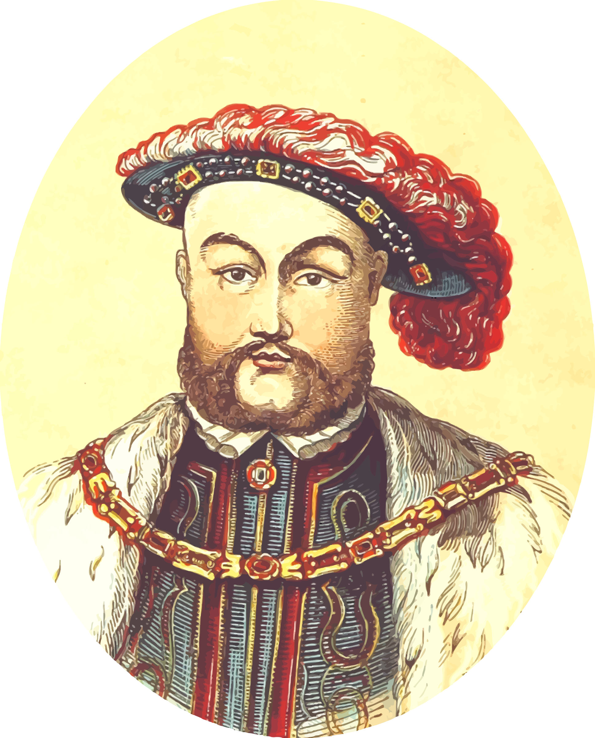 King Henry VIII (version 2) by Firkin