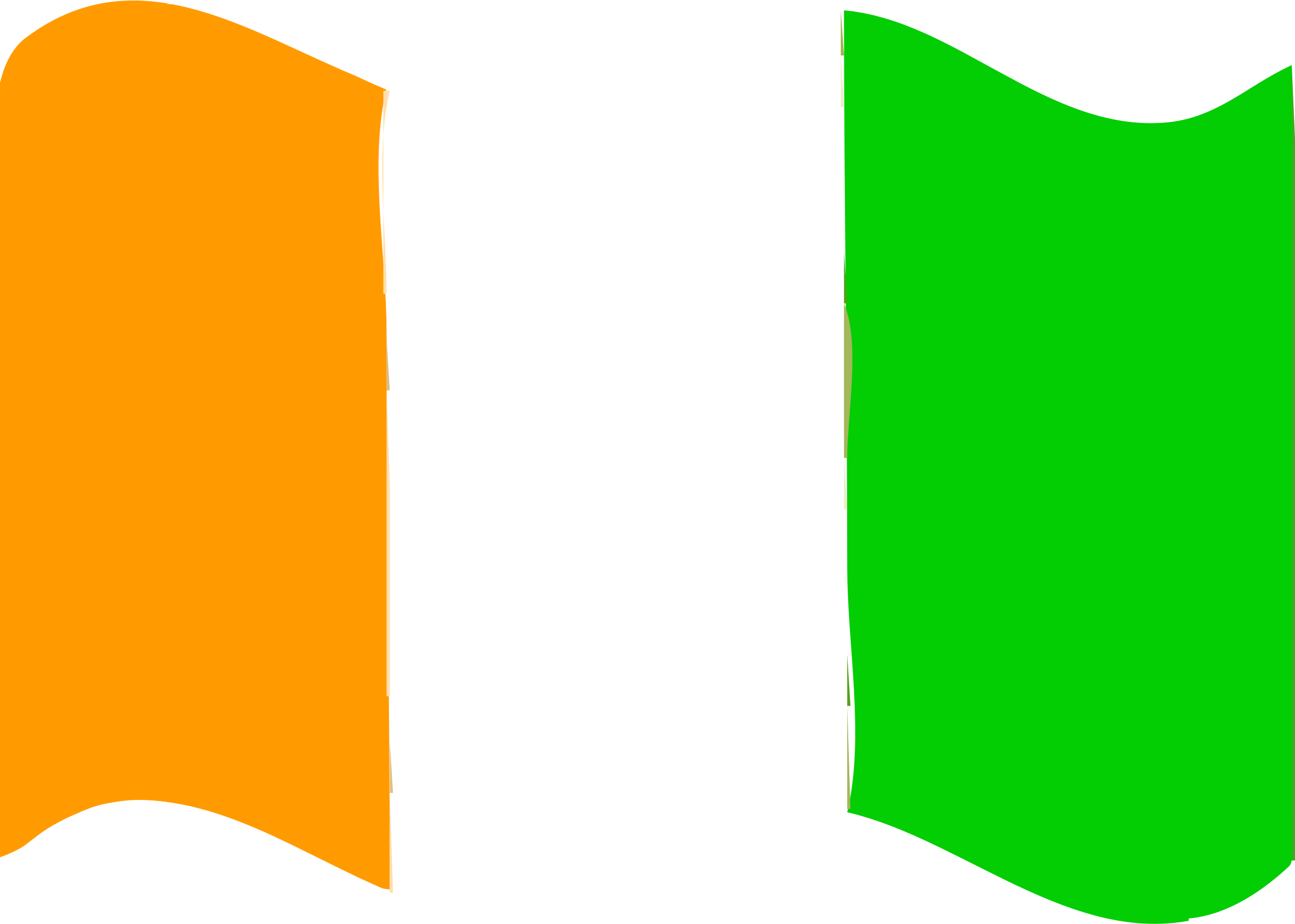 Flag of Cote dIvoire wave by Joesph