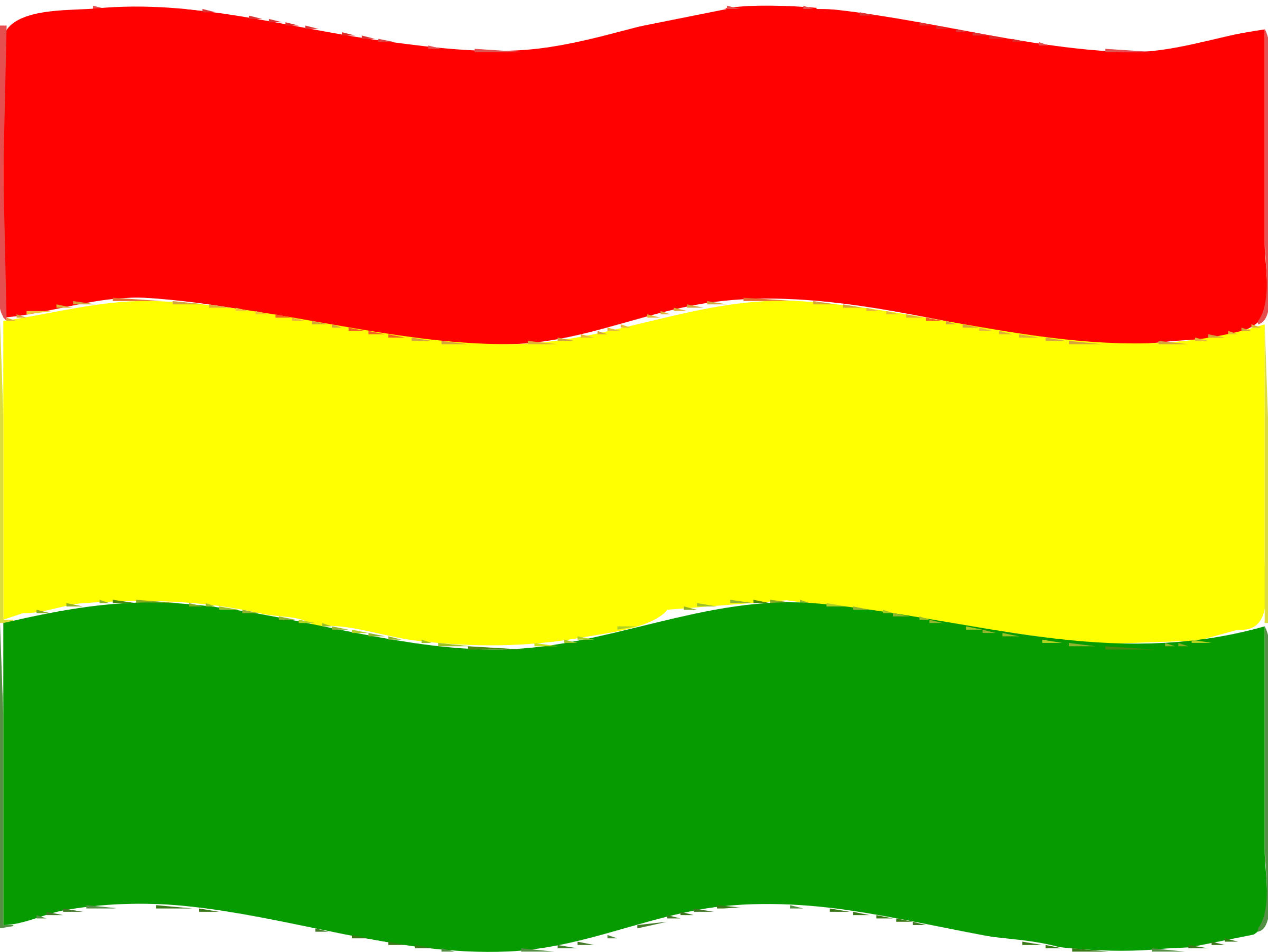 Flag of Bolivia wave by Joesph