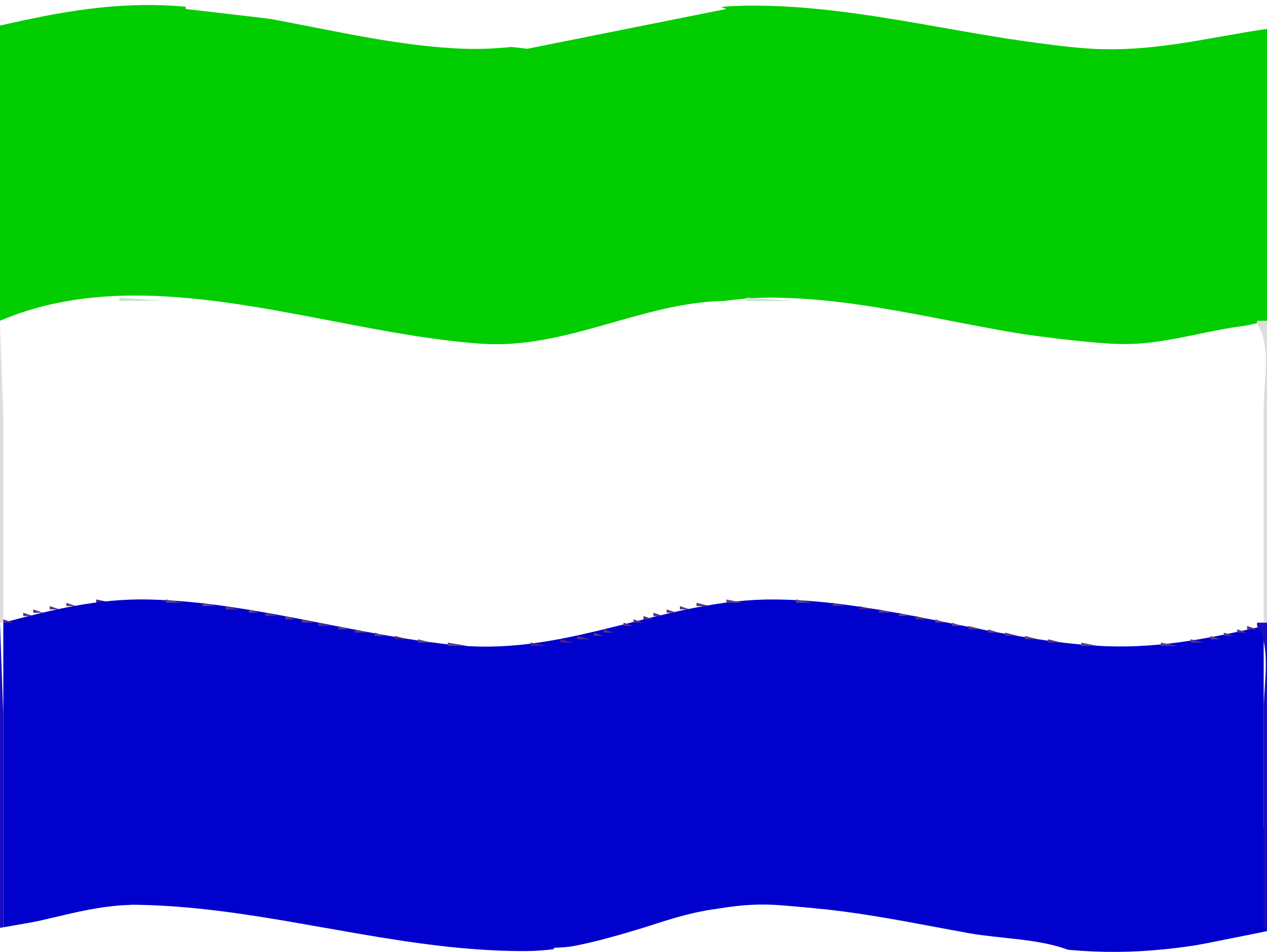 Flag of Sierra Leone wave by Joesph