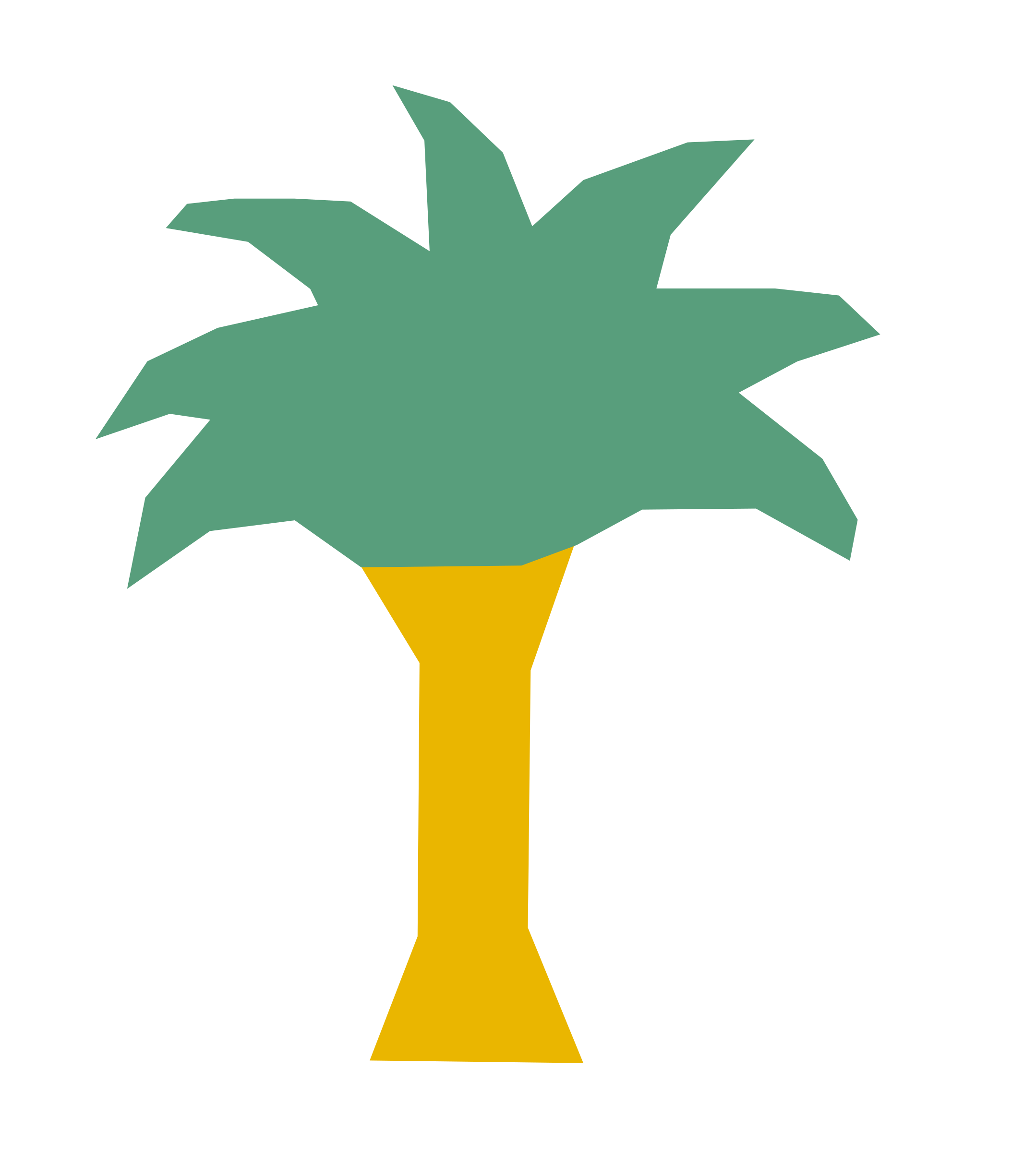 Palm Tree refixed by Lazur URH