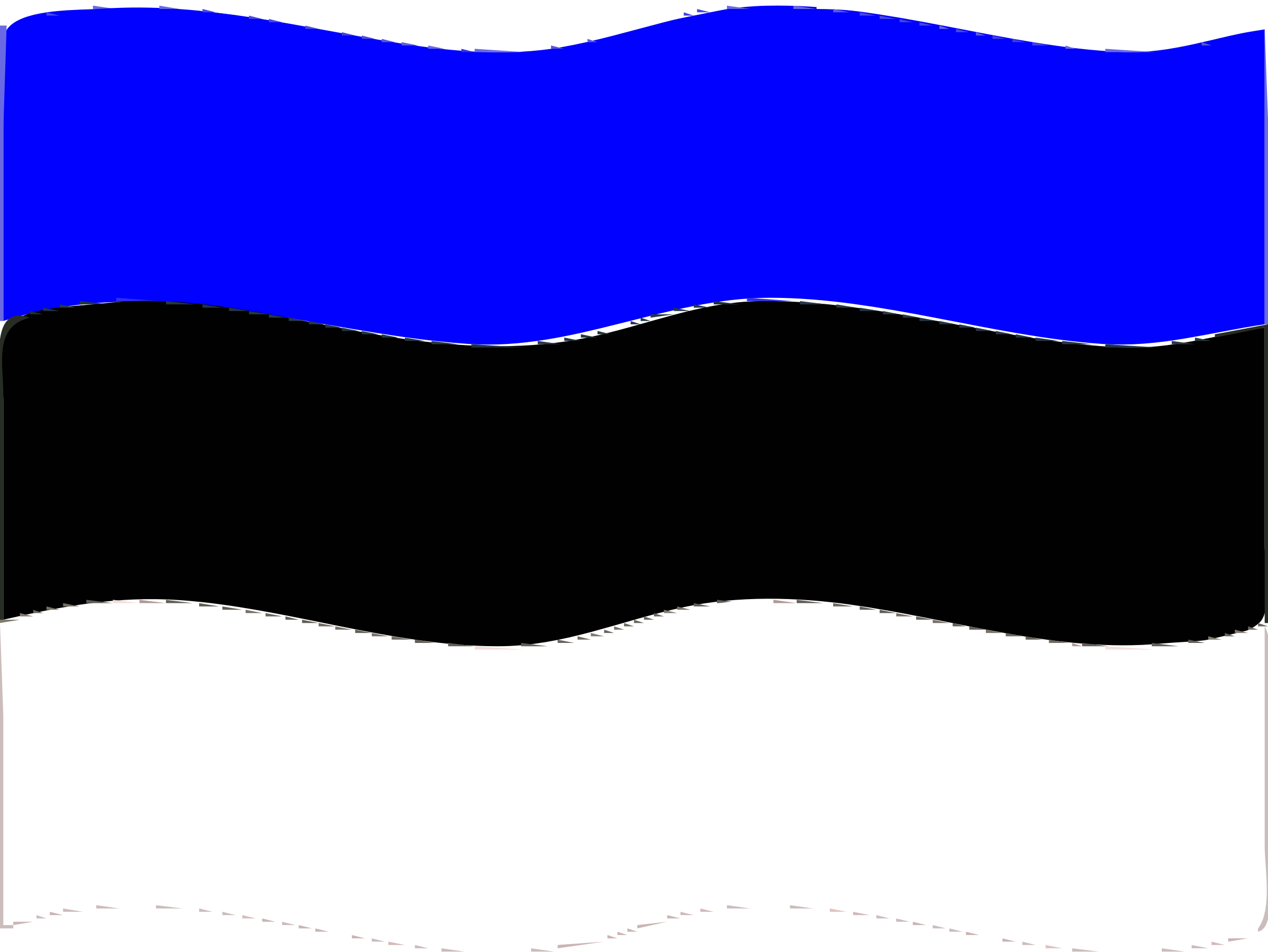 Flag of Estonia wave by Joesph