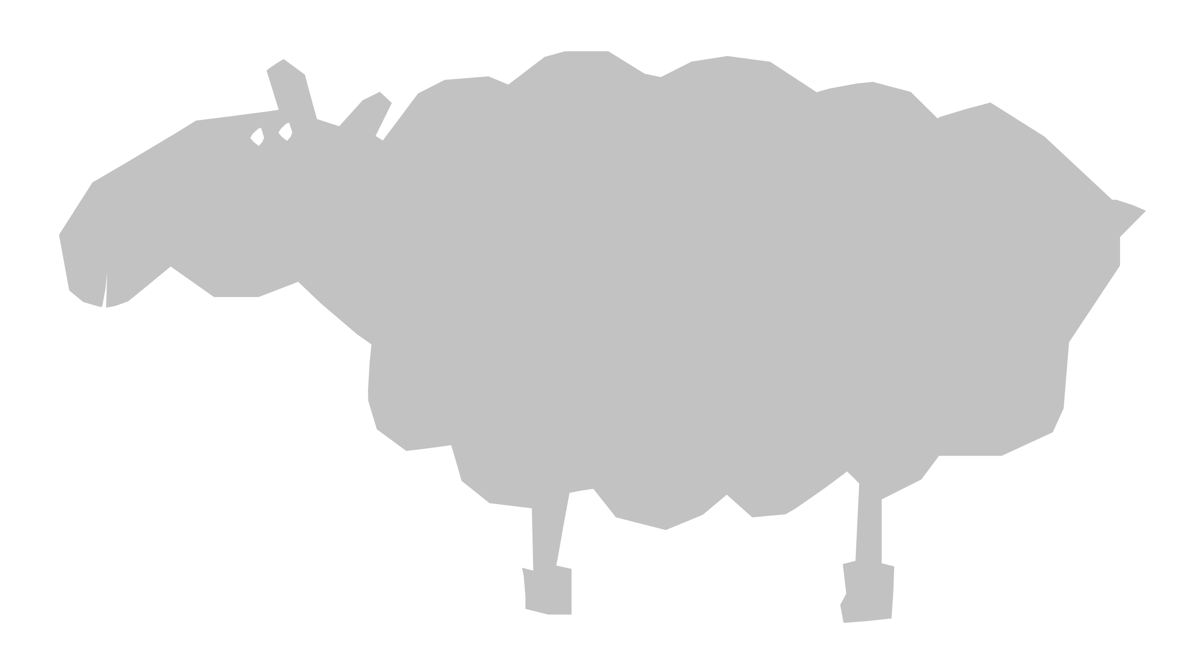 Sheep refixed by Lazur URH