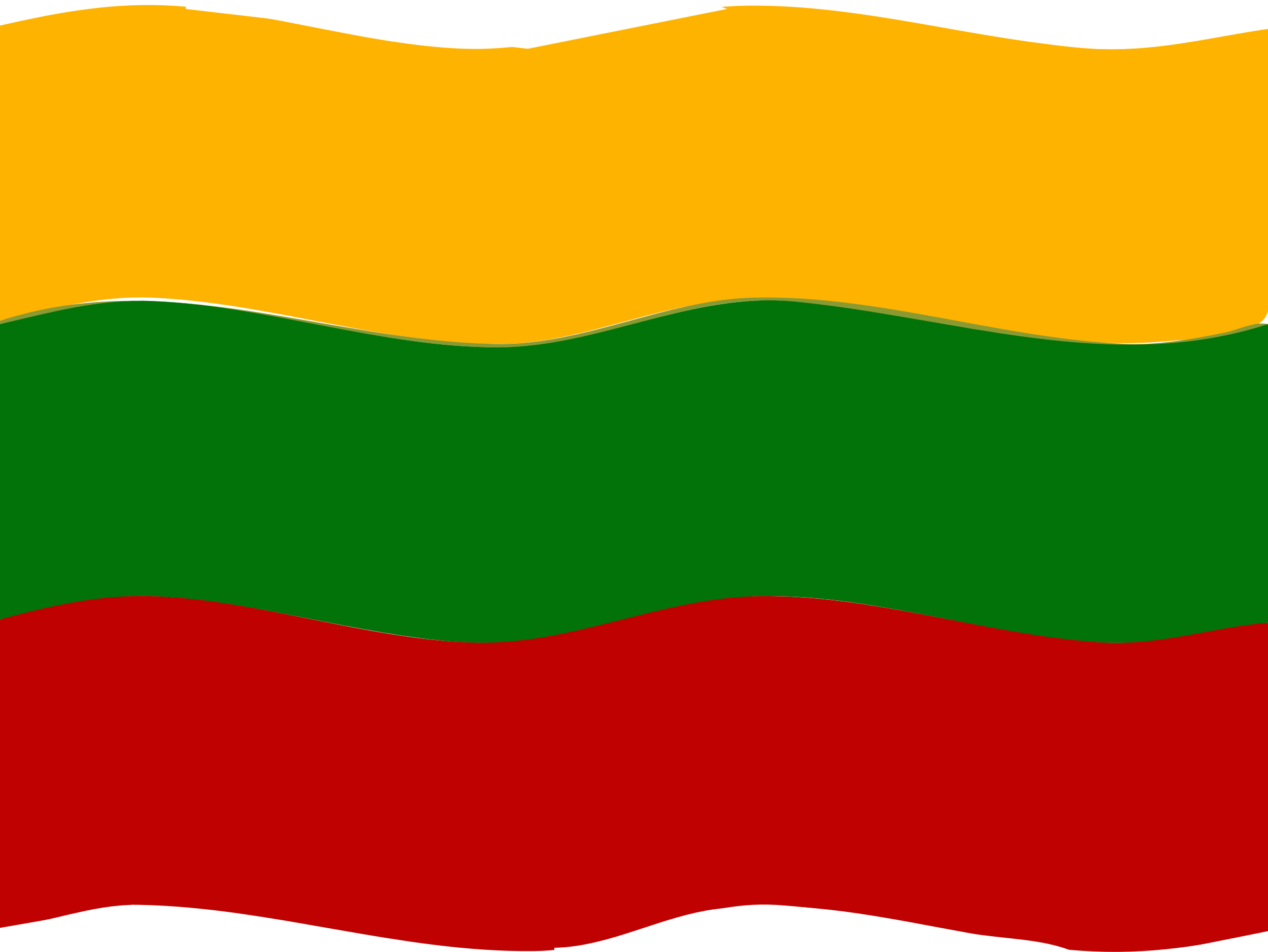 Flag of Lithuania wave by Joesph