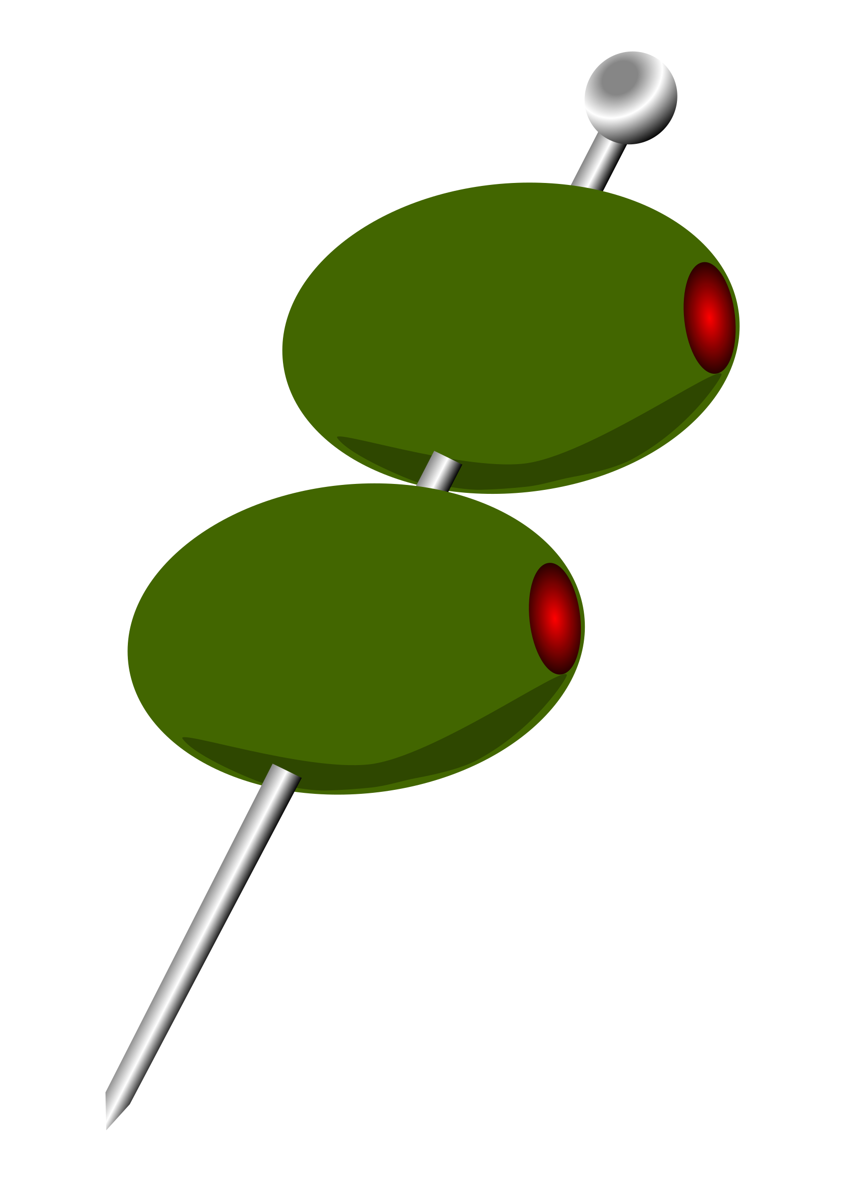 Cocktail Olives by opensourcebear