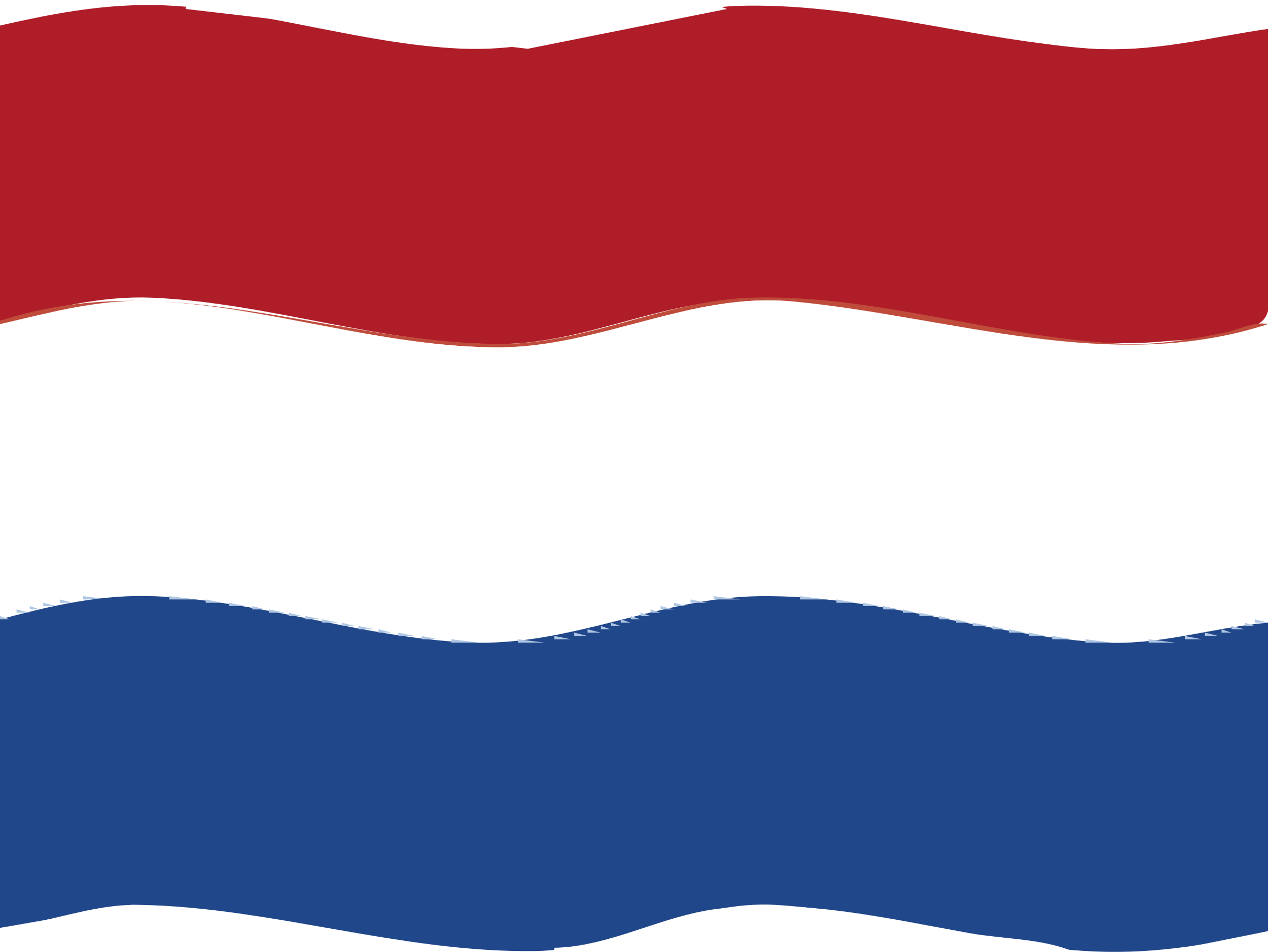 Flag of Netherlands wave by Joesph