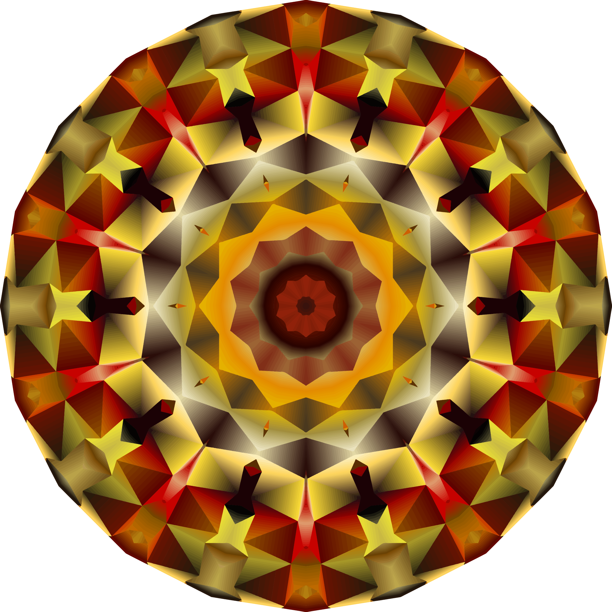 Mandala 19 by Firkin