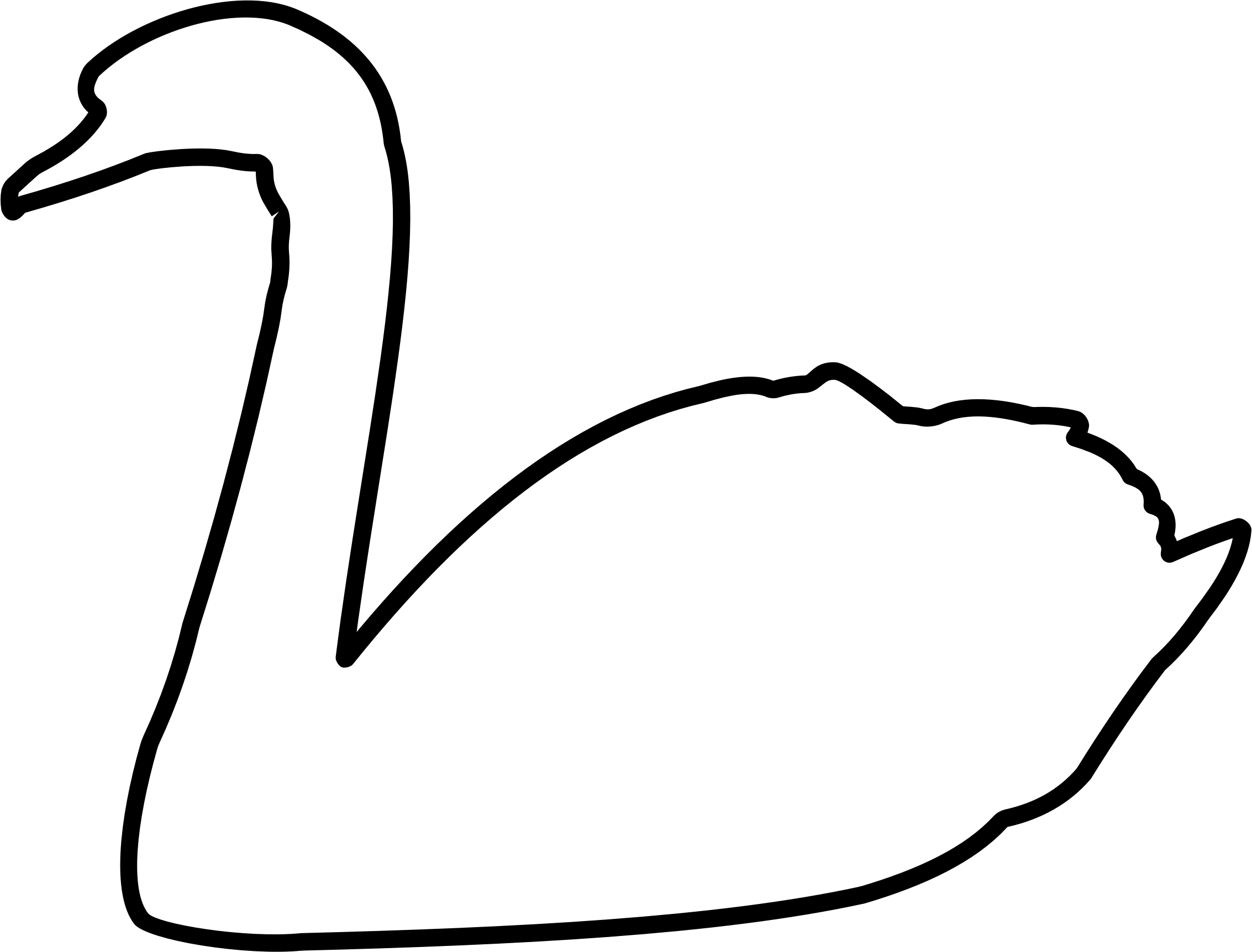 swan modified from GDJ  by kjx