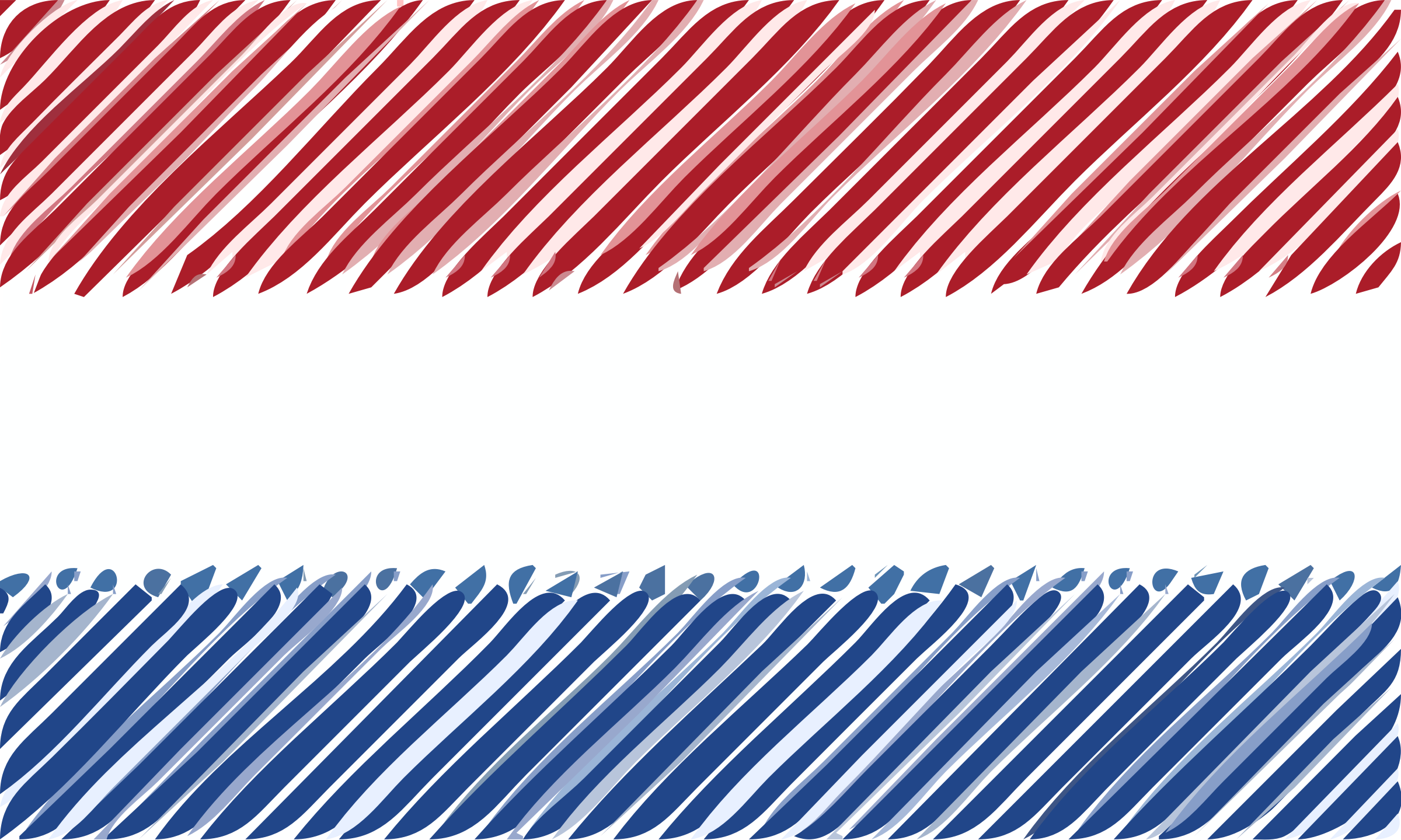Netherlands flag linear by Joesph