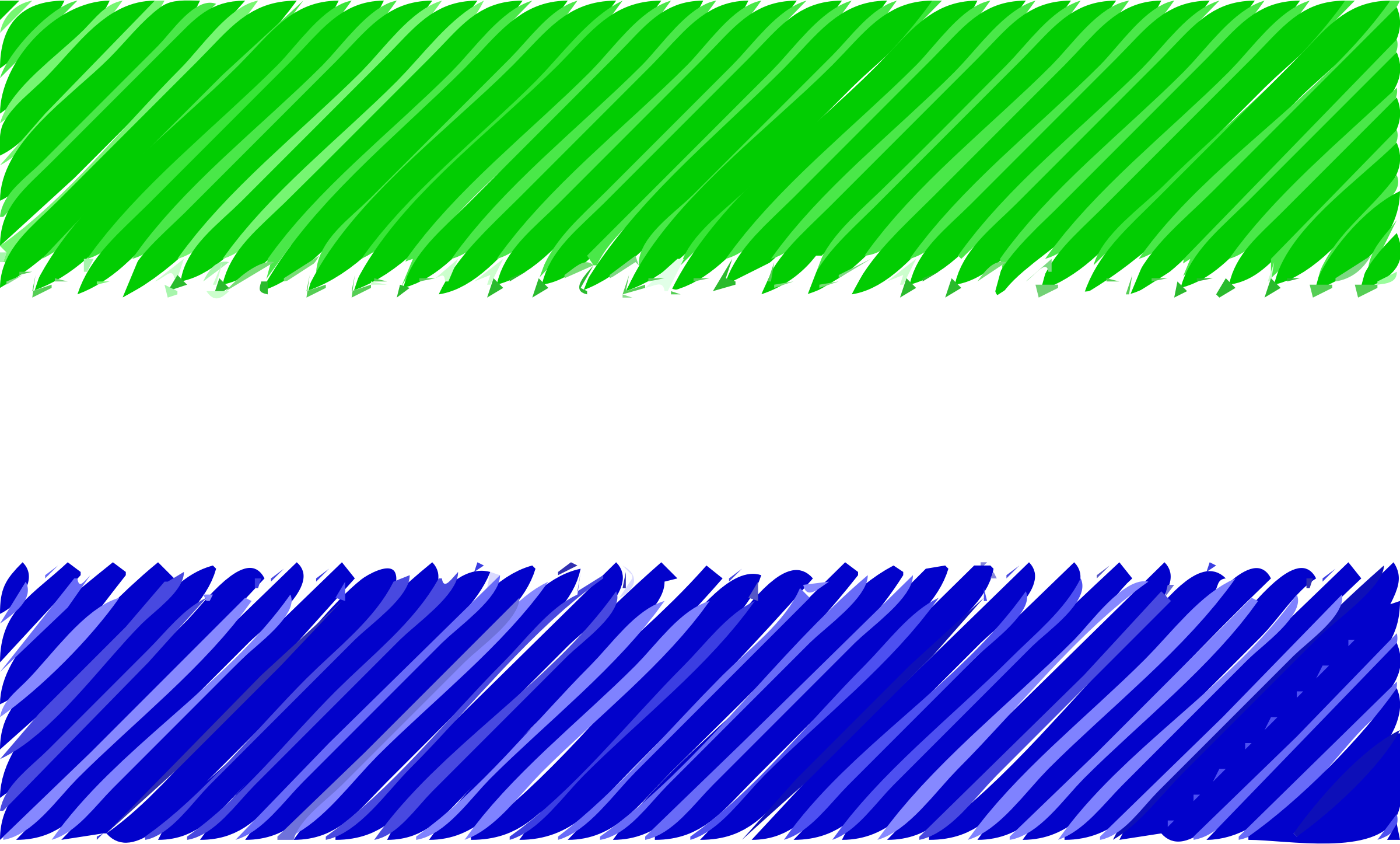 Flag of Sierra Leone linear by Joesph
