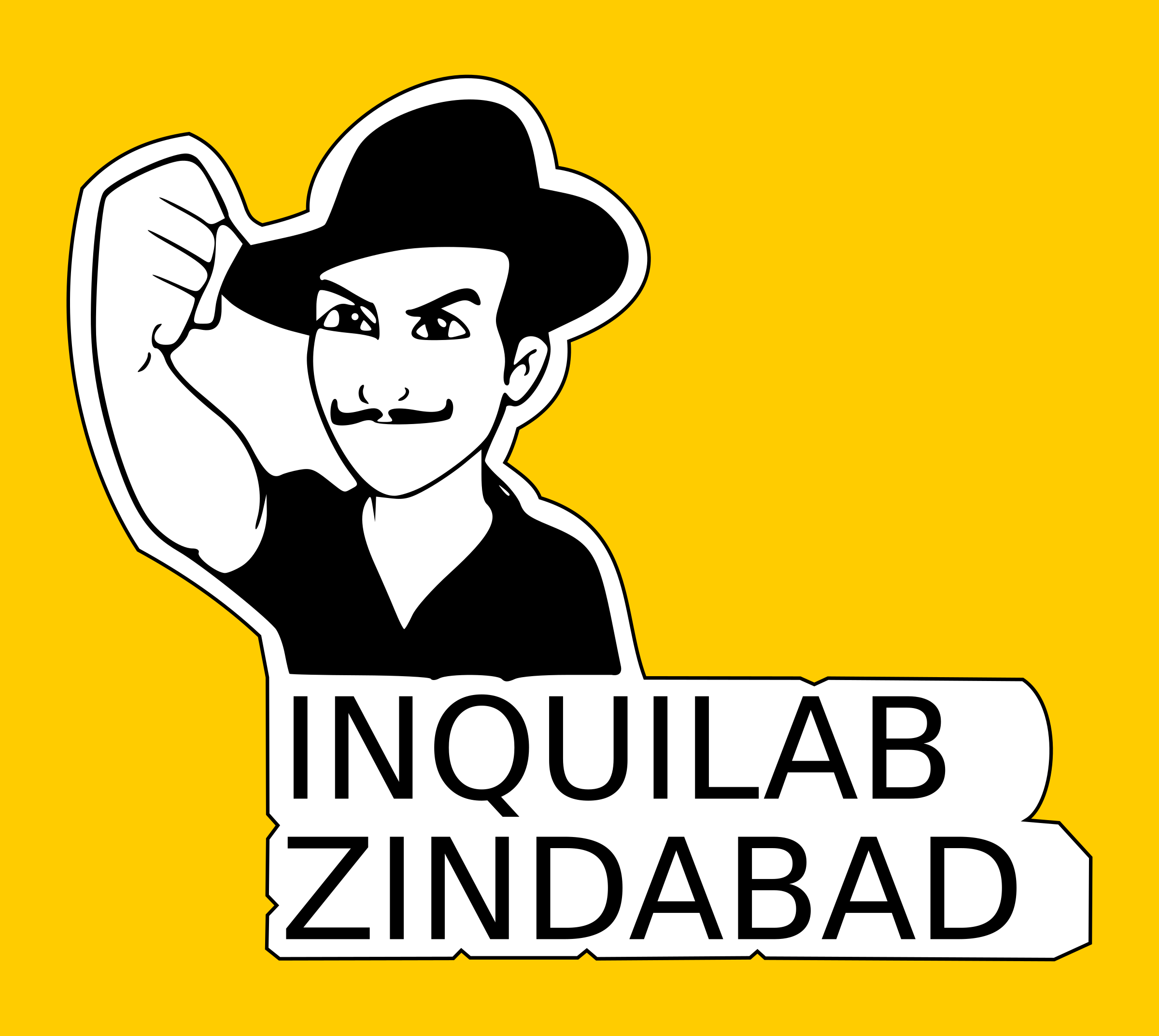 Inquilab Zindabad by suthir