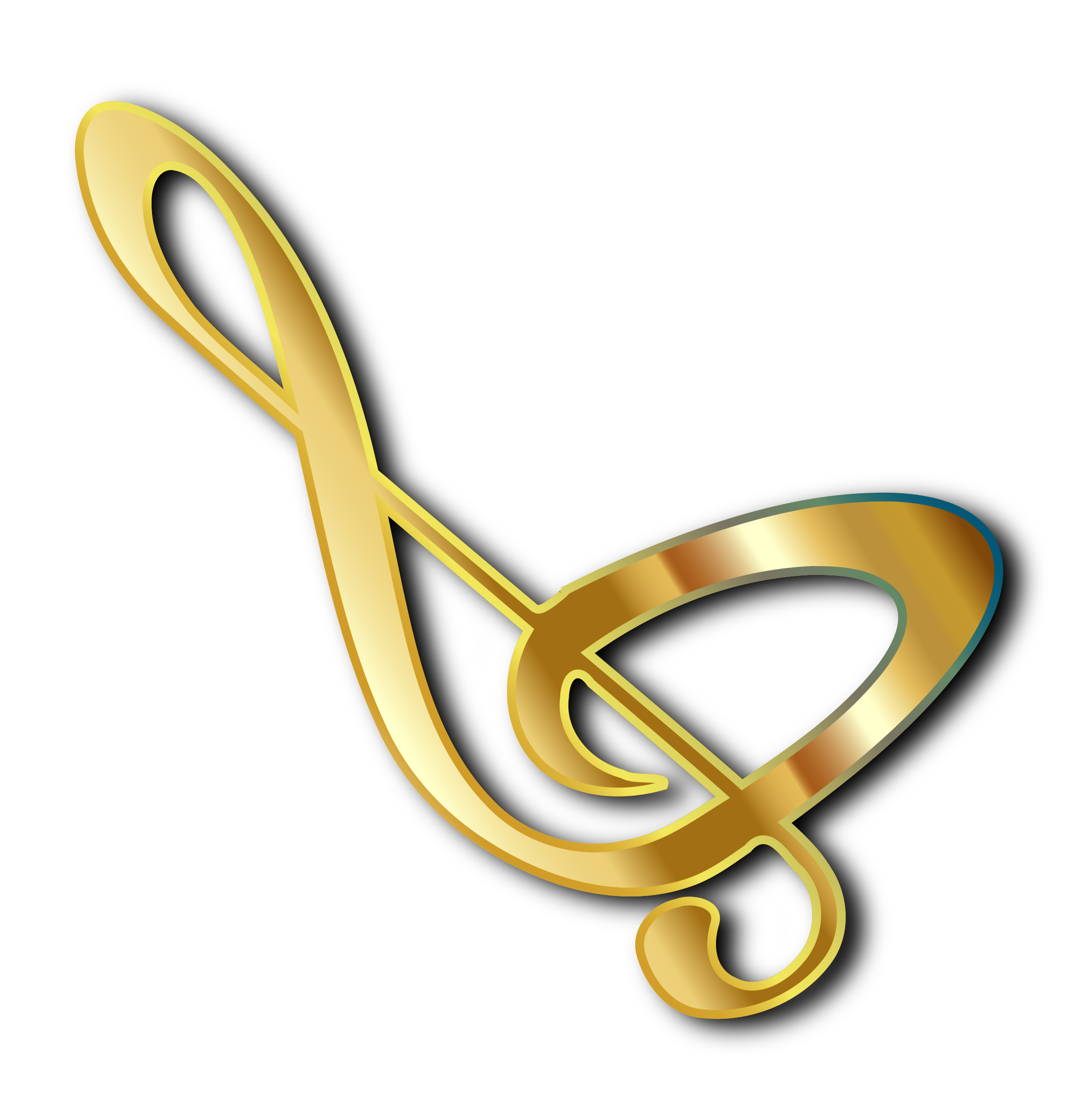 Concert Logo - Gold by gubrww2