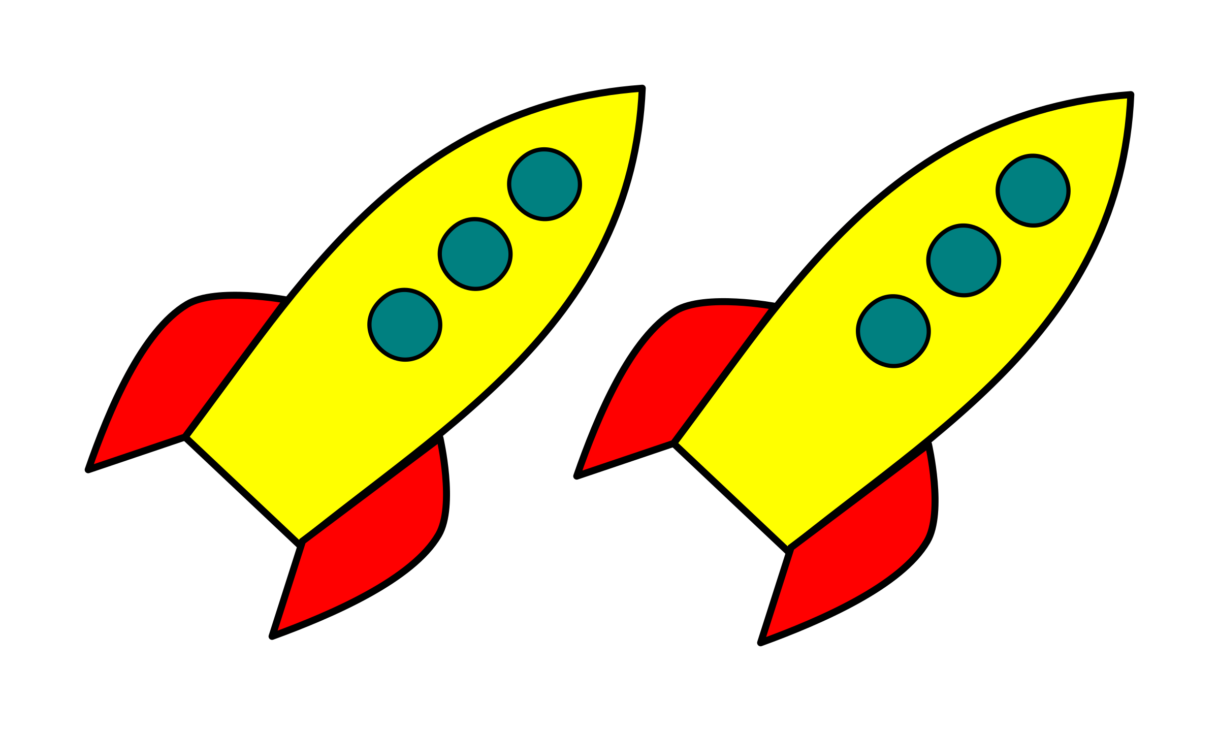 Rockets for Fluency by rygle