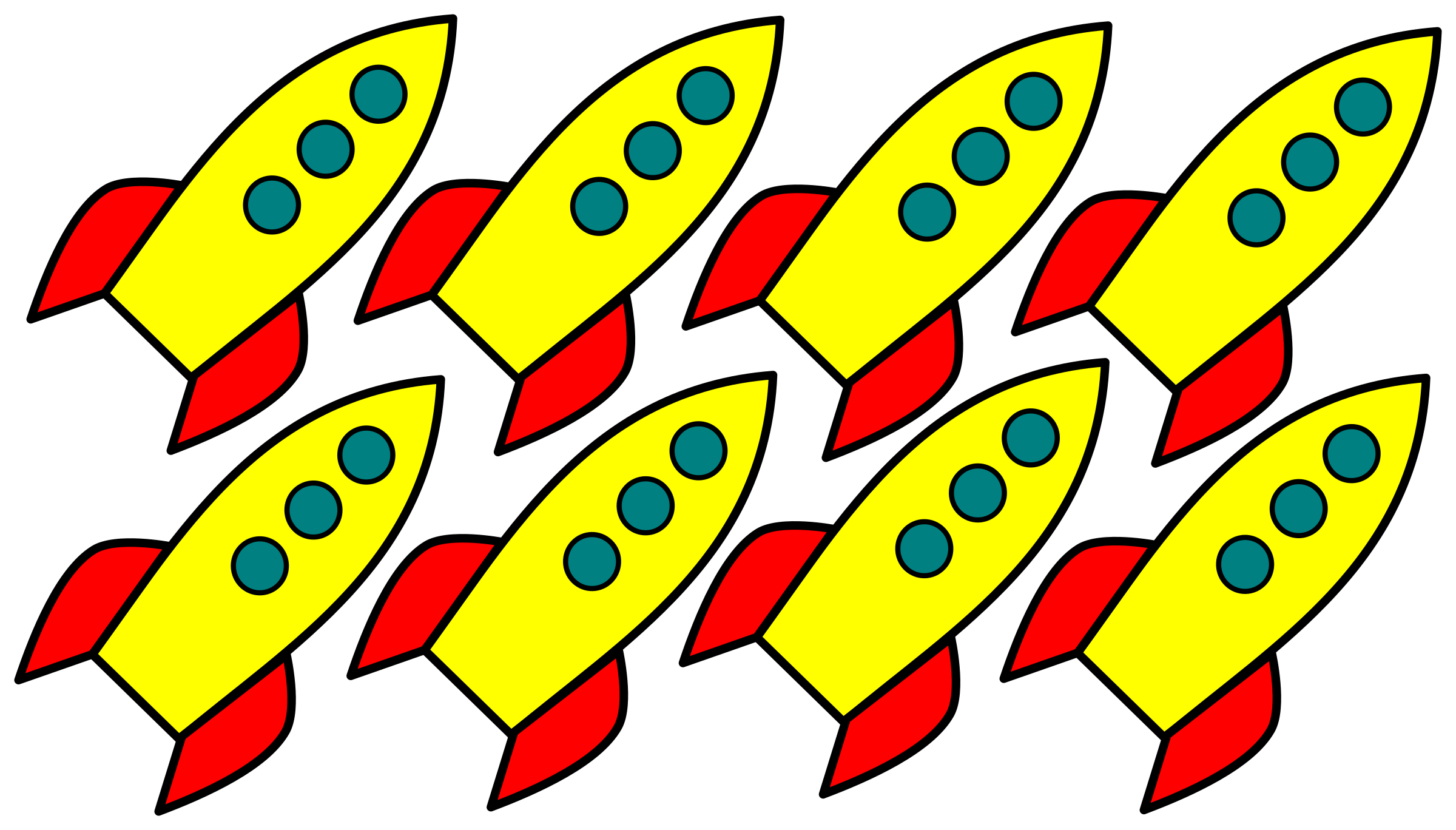 Rockets for Fluency 2 by rygle
