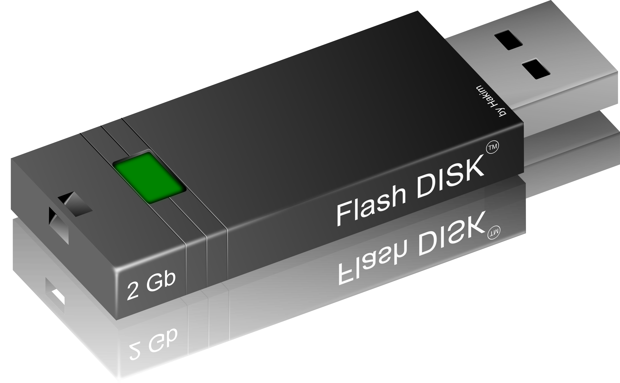 flash DISK by hakim