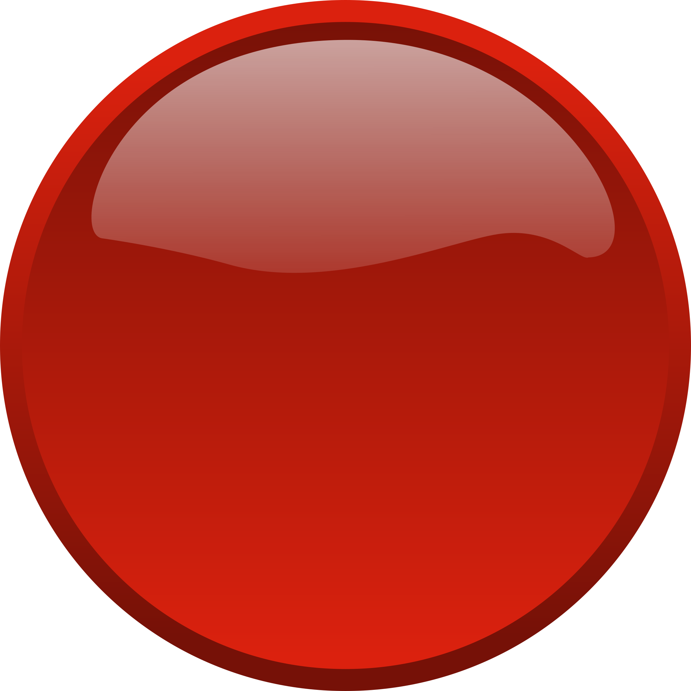 Button Red by bpcomp