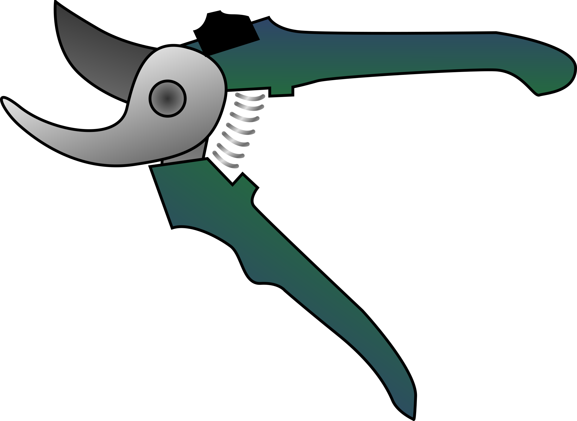 Bypass Pruners by bpcomp