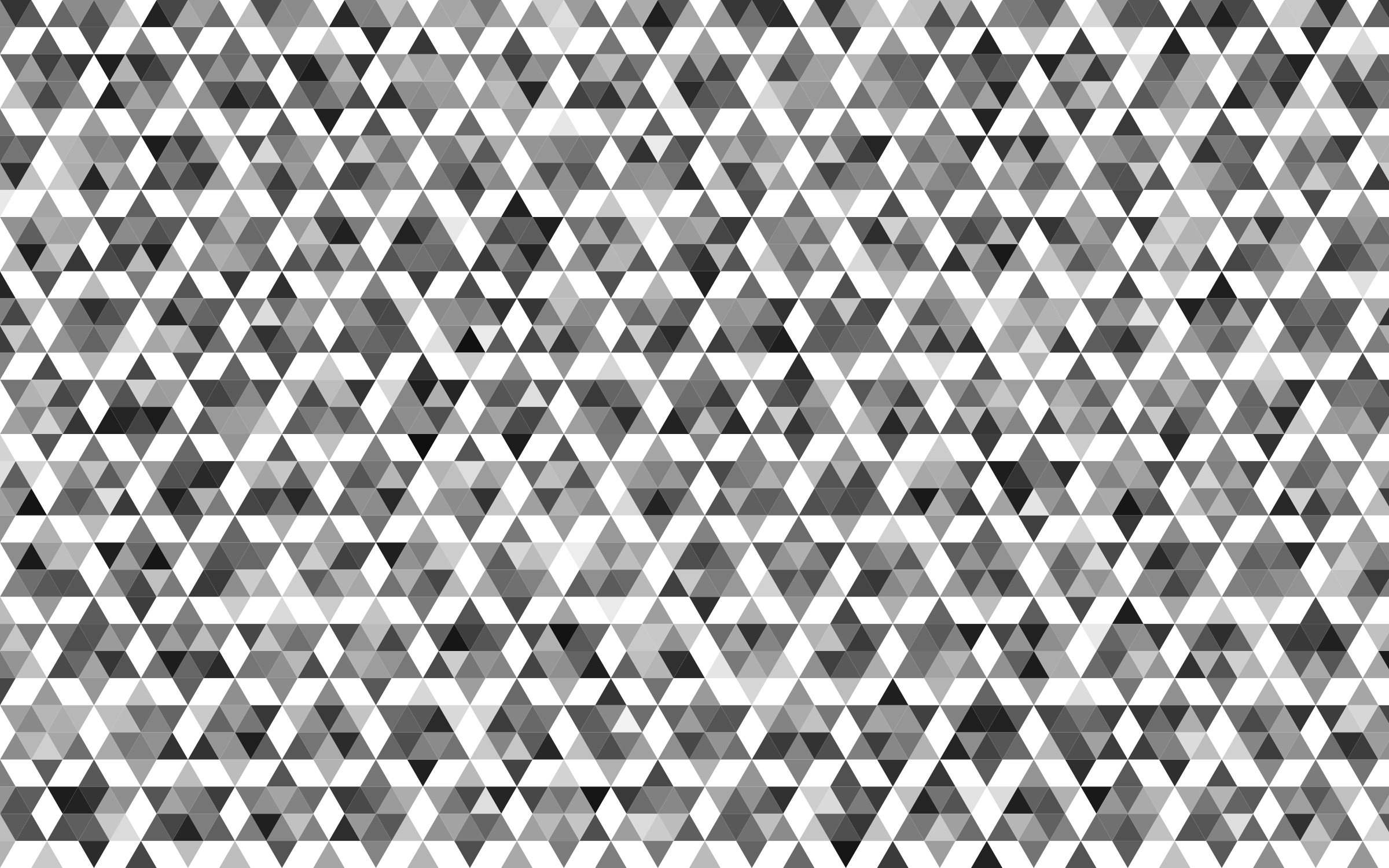 Geometric Pattern Simple Clipart  Grayscale Geometric Pattern Decorating Design