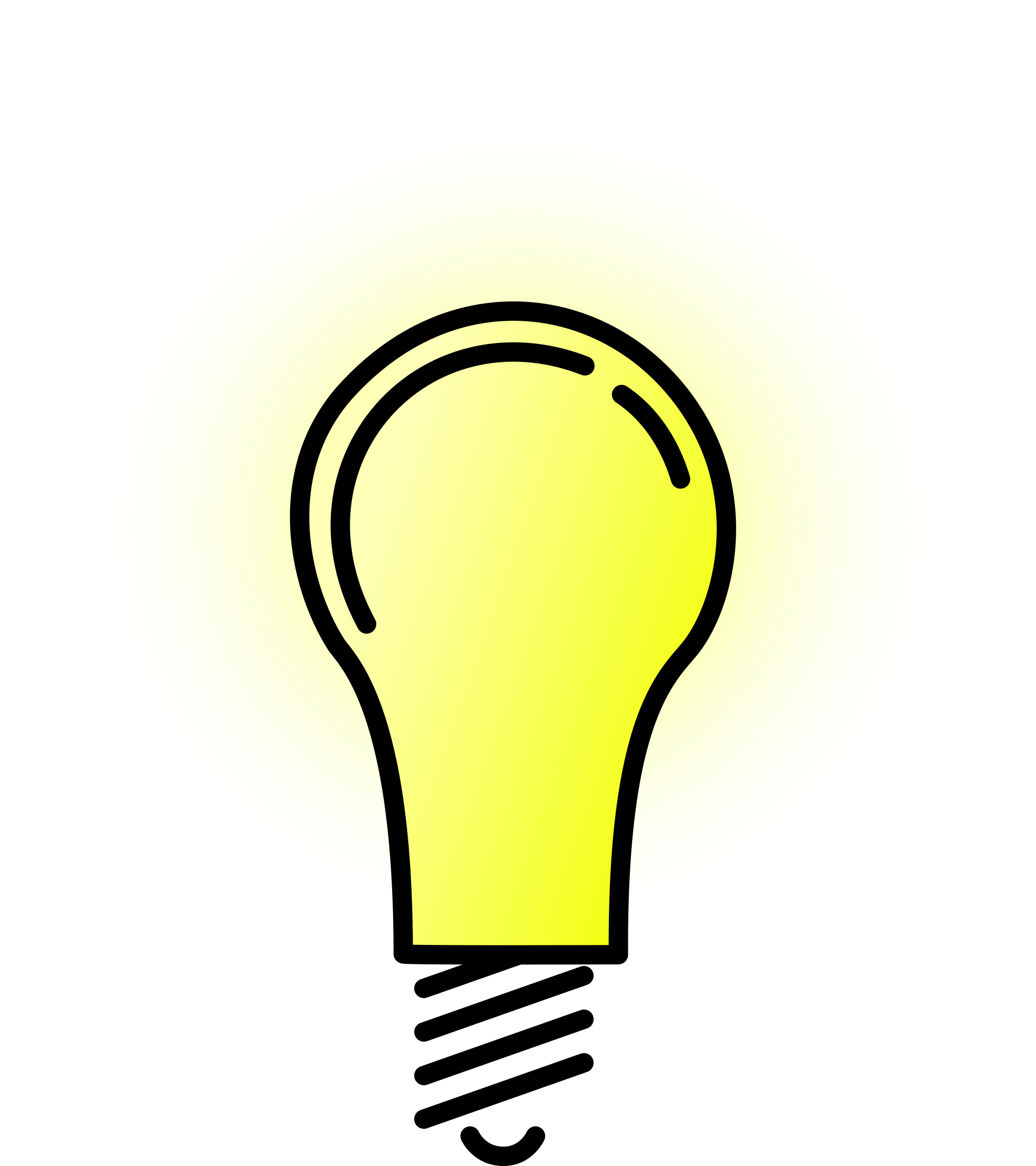 Lightbulb Bright by bpcomp