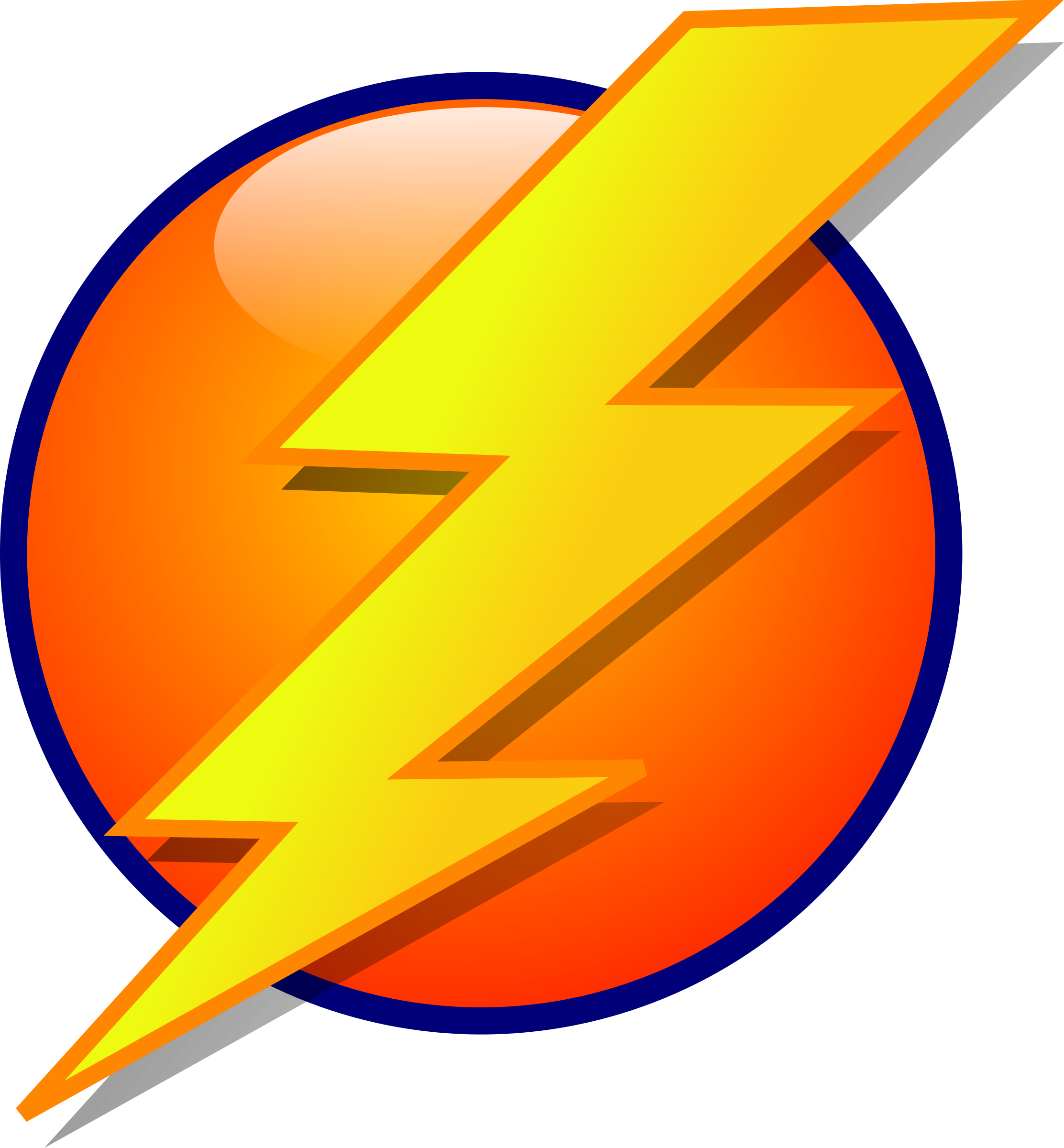 Lightning Icon by bpcomp
