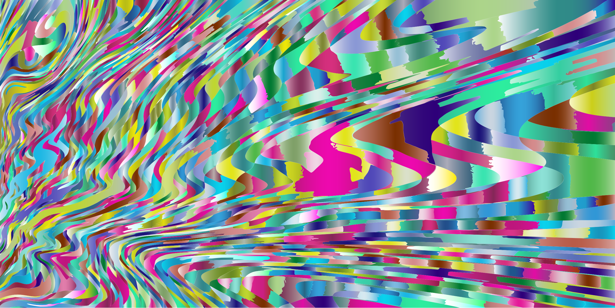 Prismatic Abstract  Background 2 by GDJ