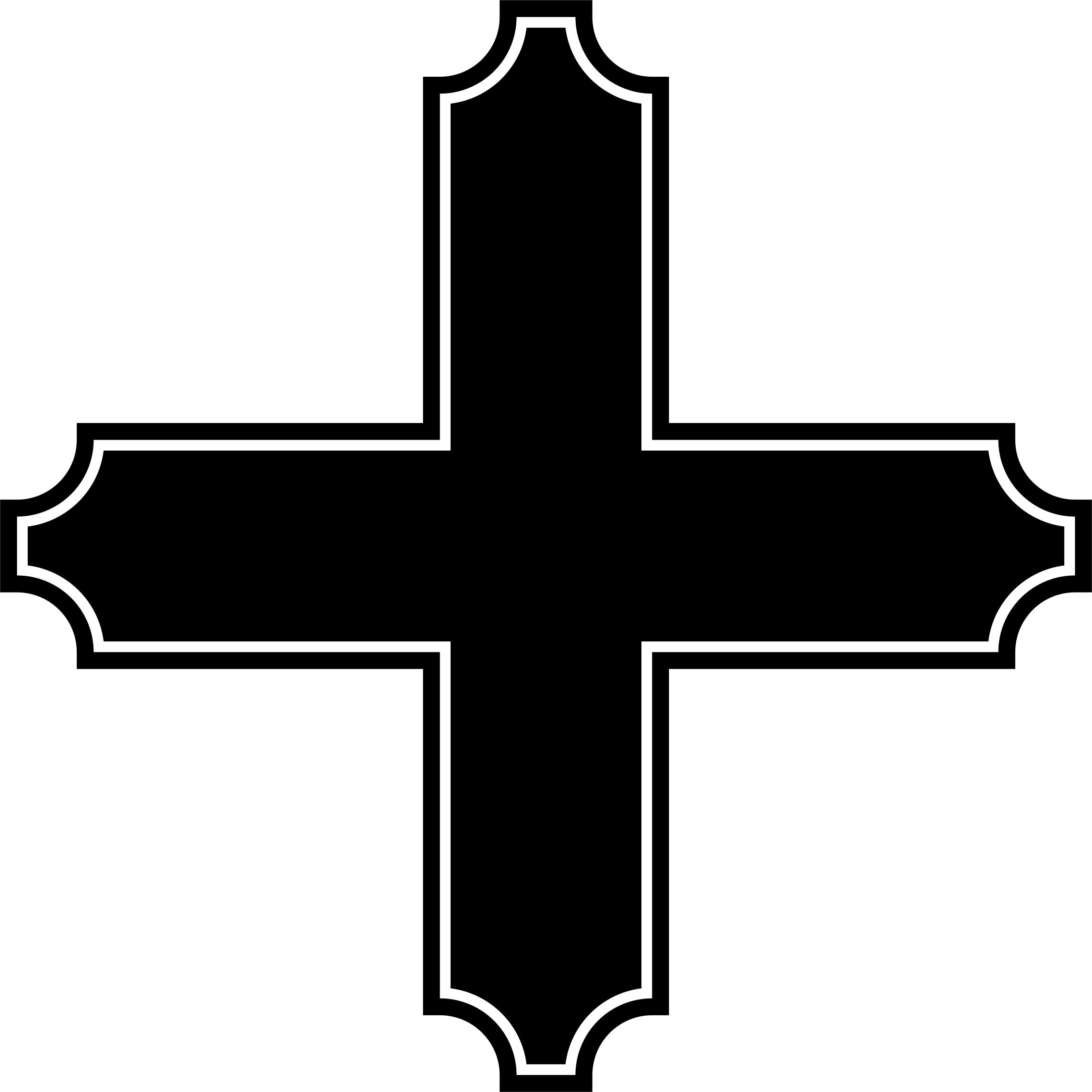 Simple Cross 3 by GDJ