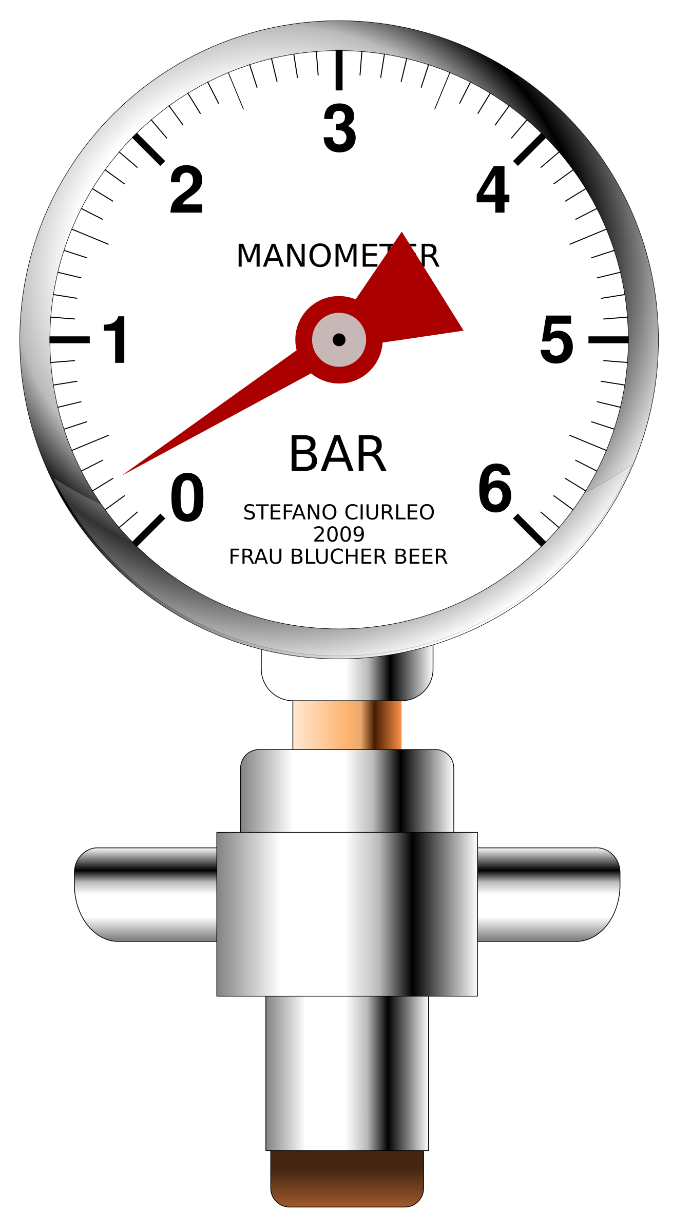 Homebrewing Manometer by stefanolmo