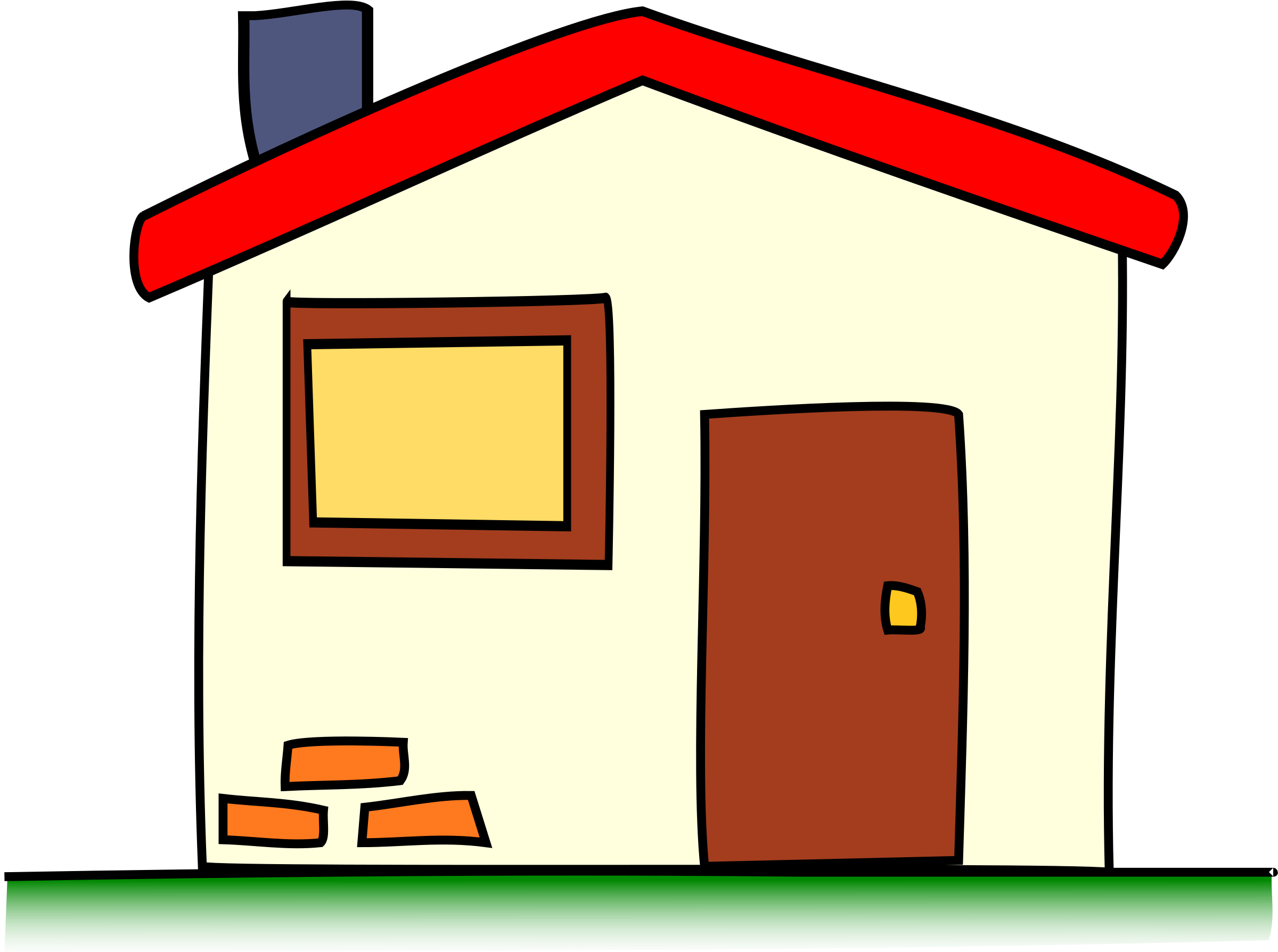 clipart my house big image png