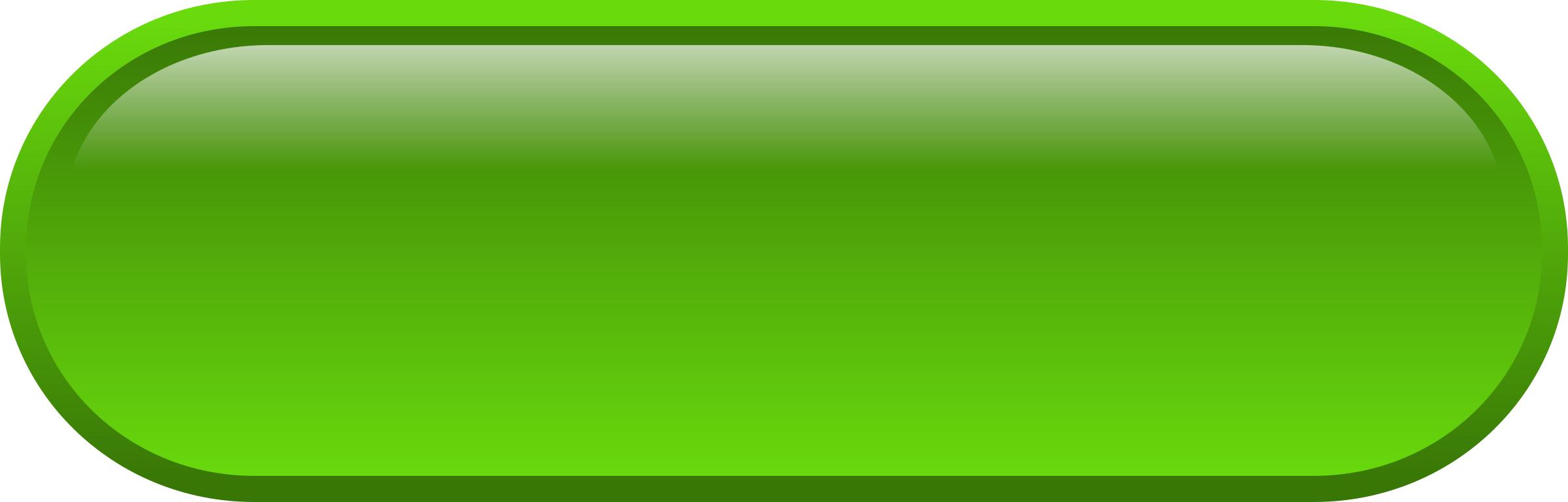 Big image png - Green button ...