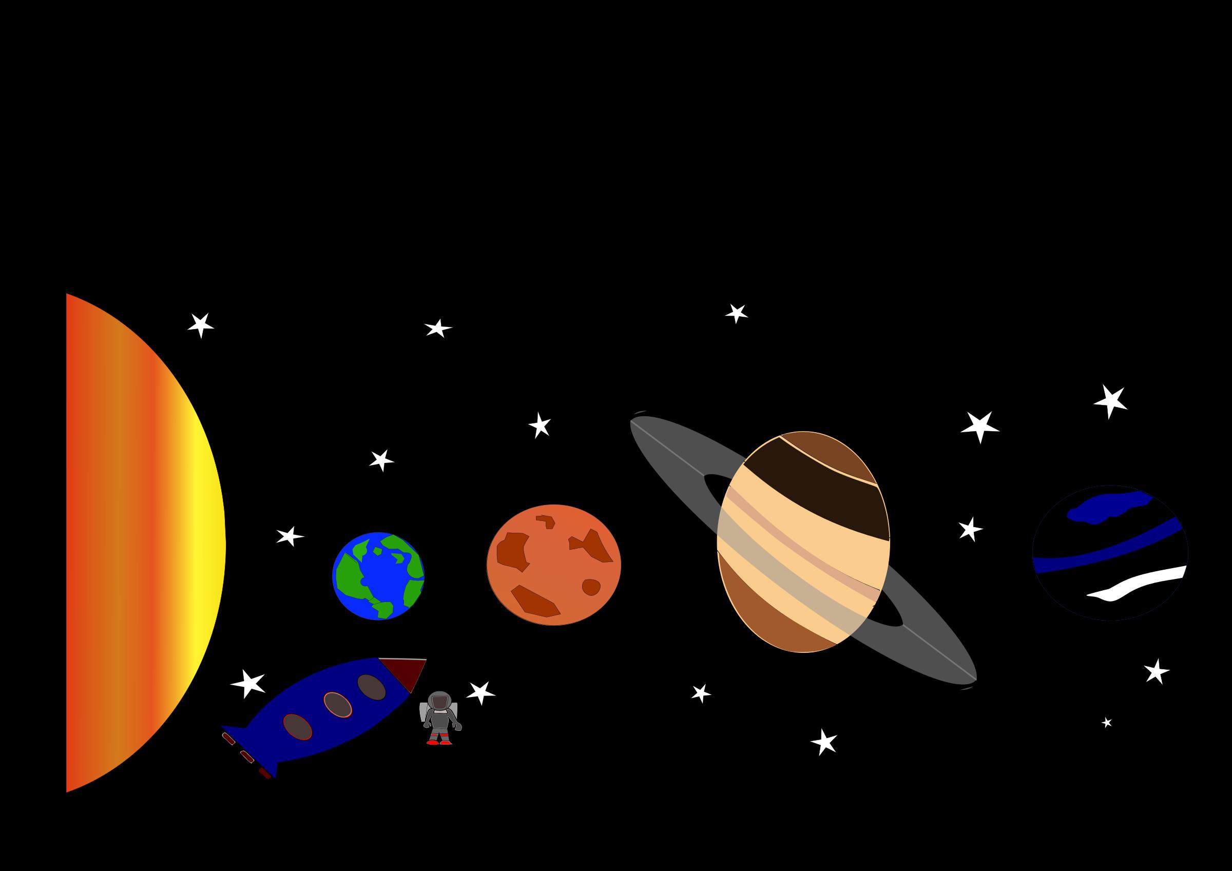 Sistem solar  by daniel14