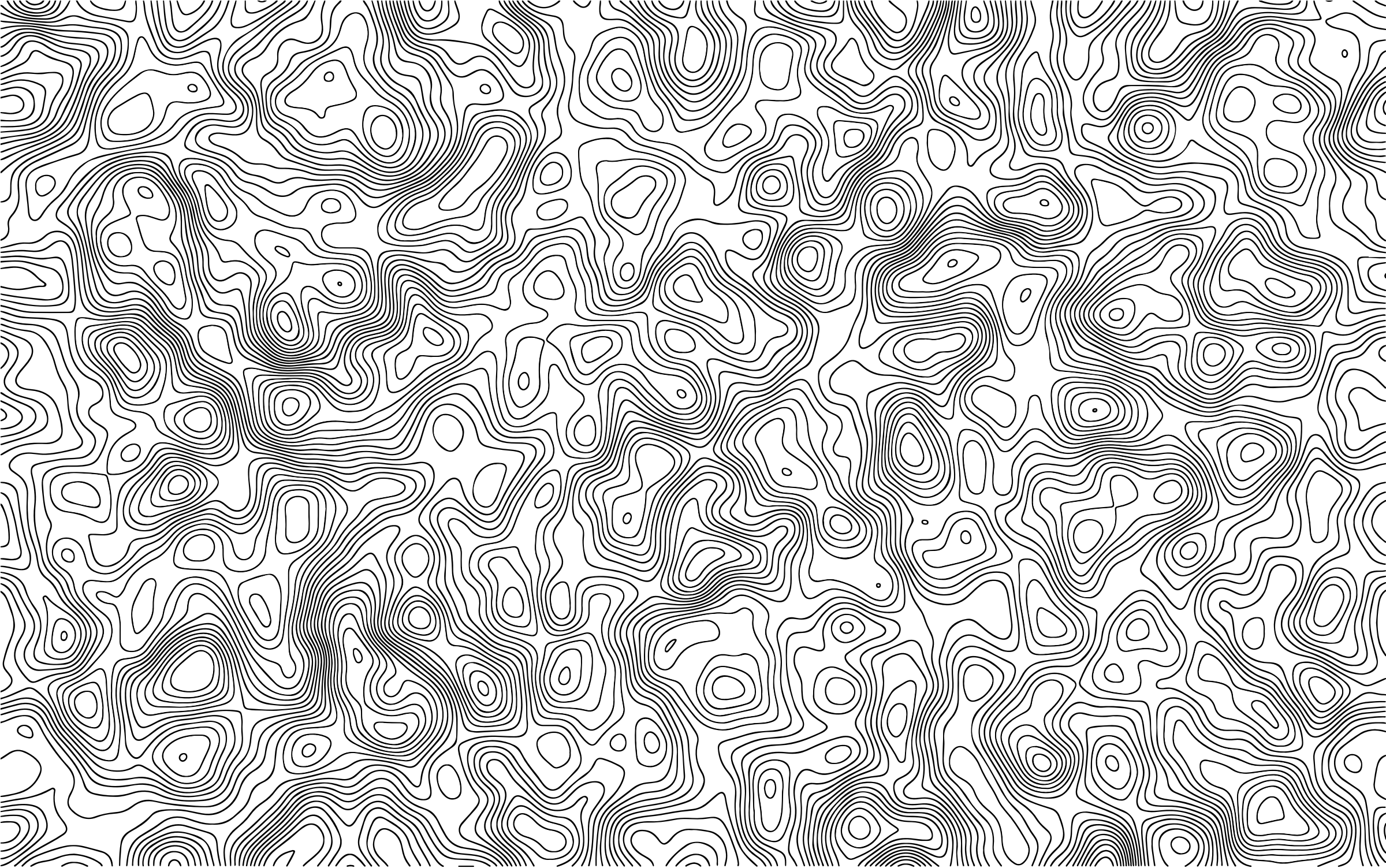 Contour Line Drawing Pdf : Clipart contour map high