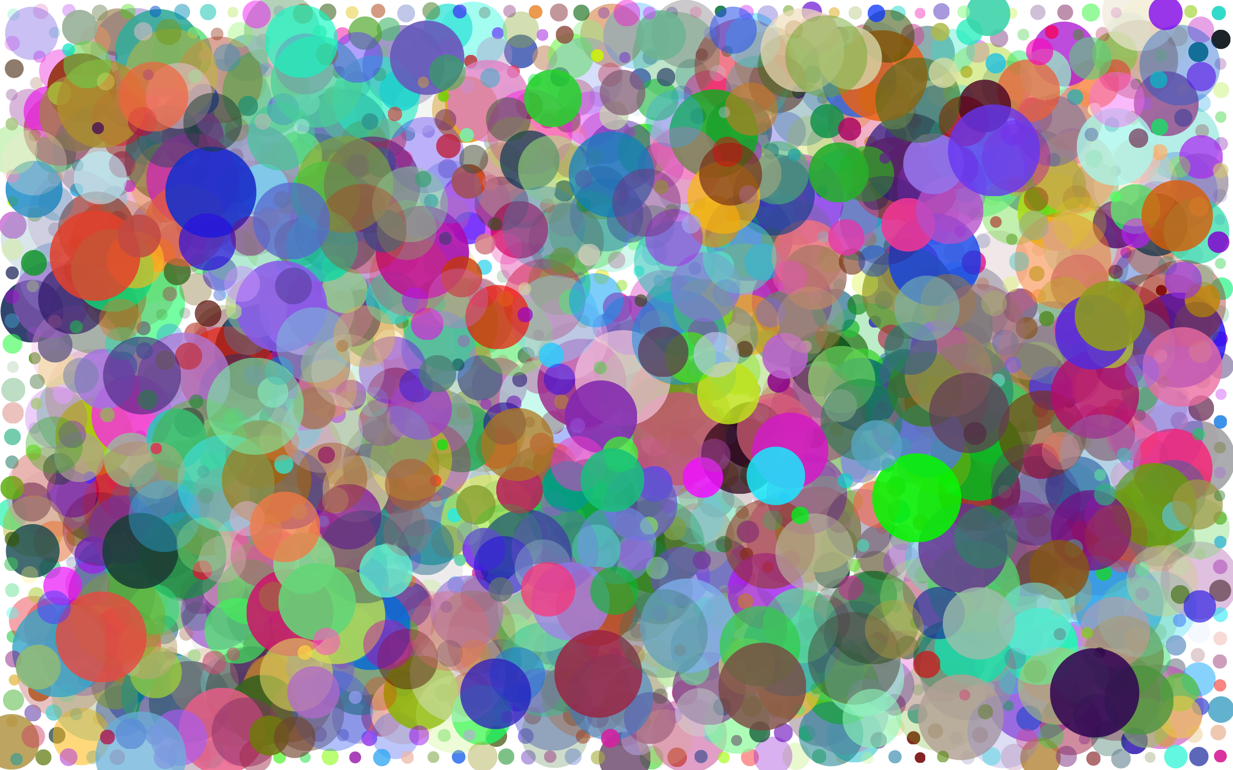 Prismatic Circles Background 2 by GDJ