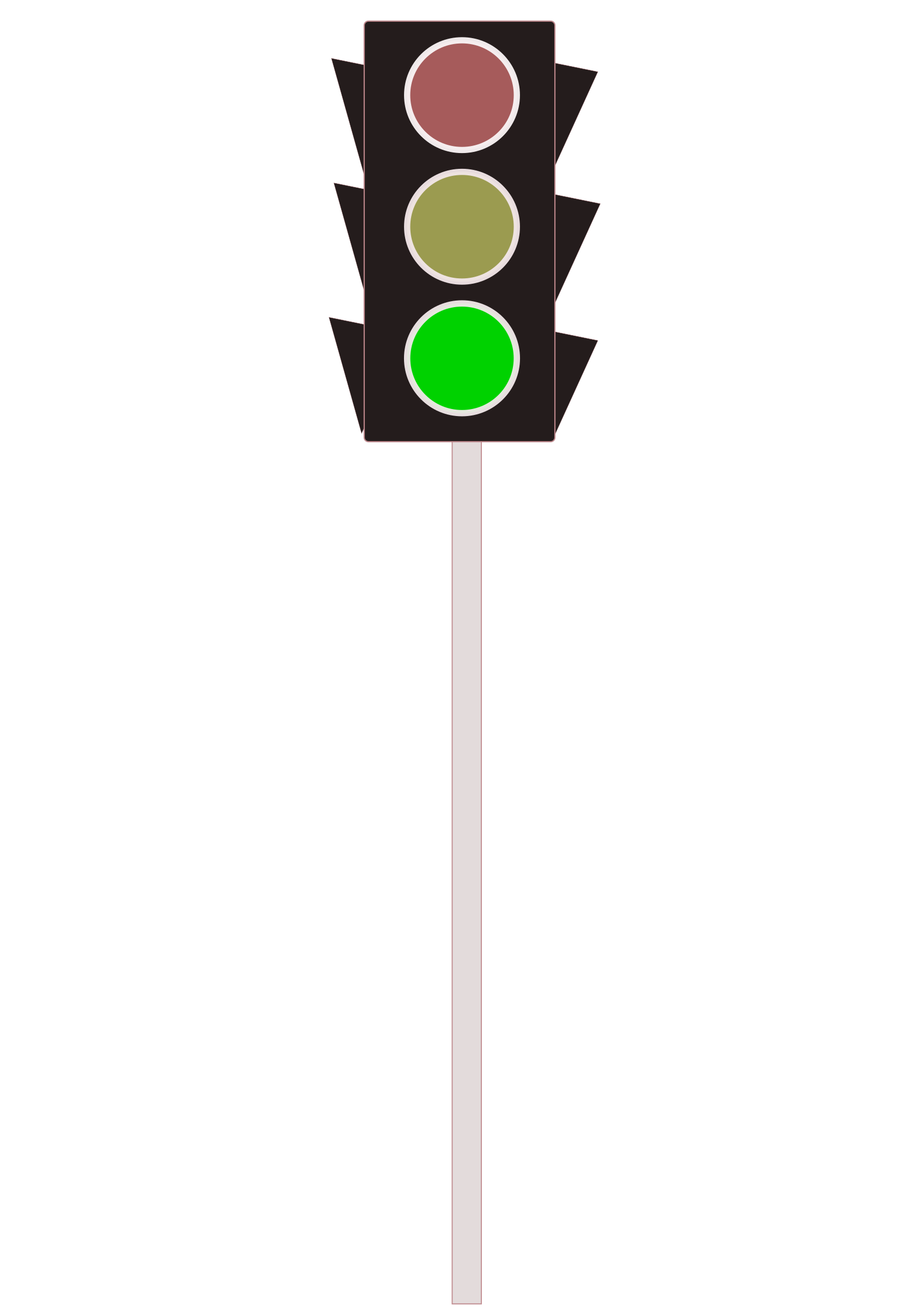 Traffic Signal Green by The Martin