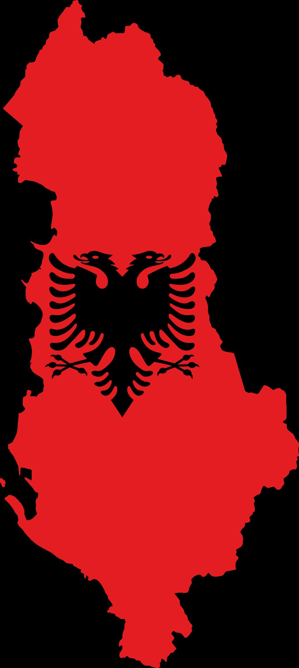 Albania Flag Big