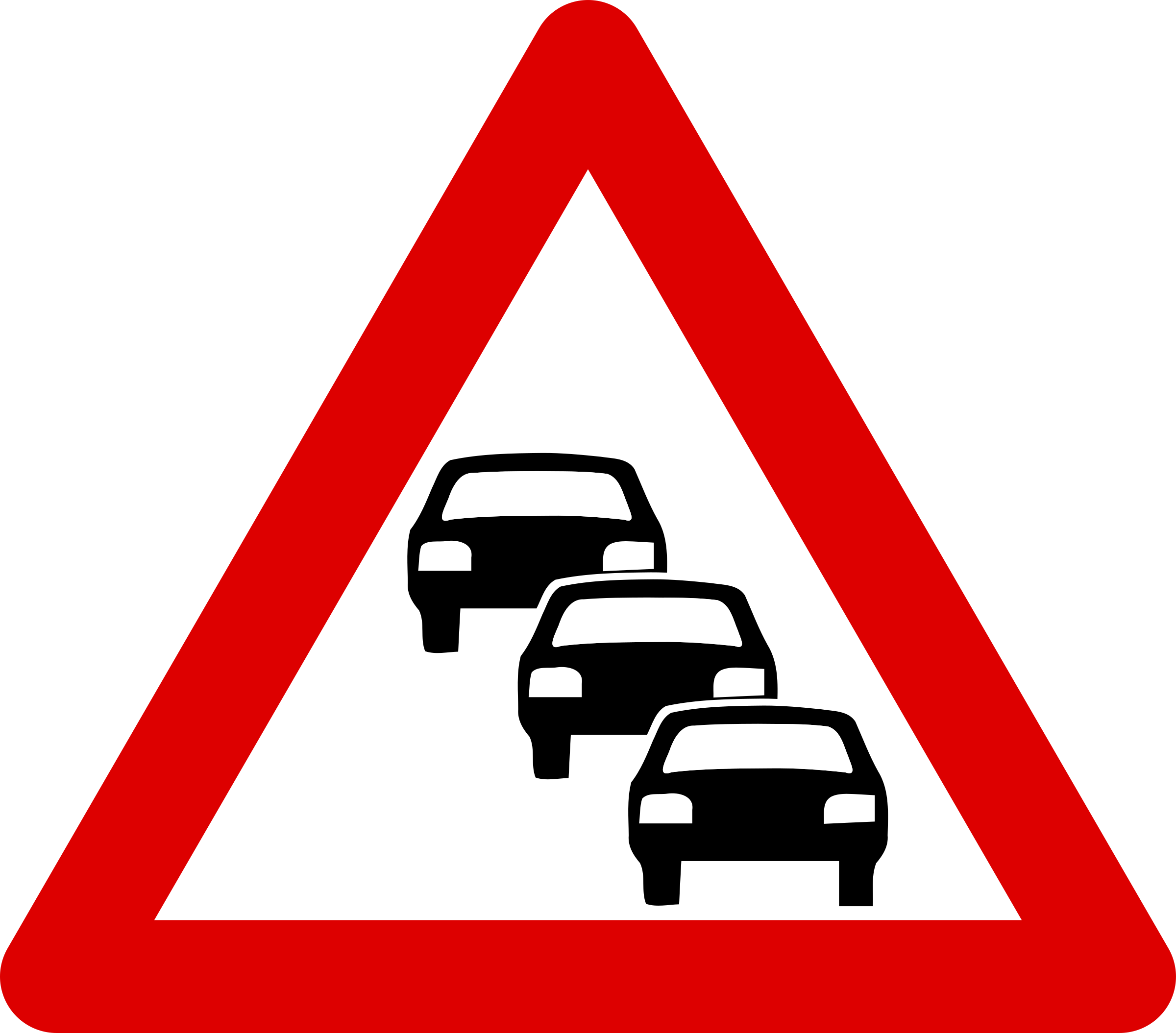 Traffic Sign by Pommi