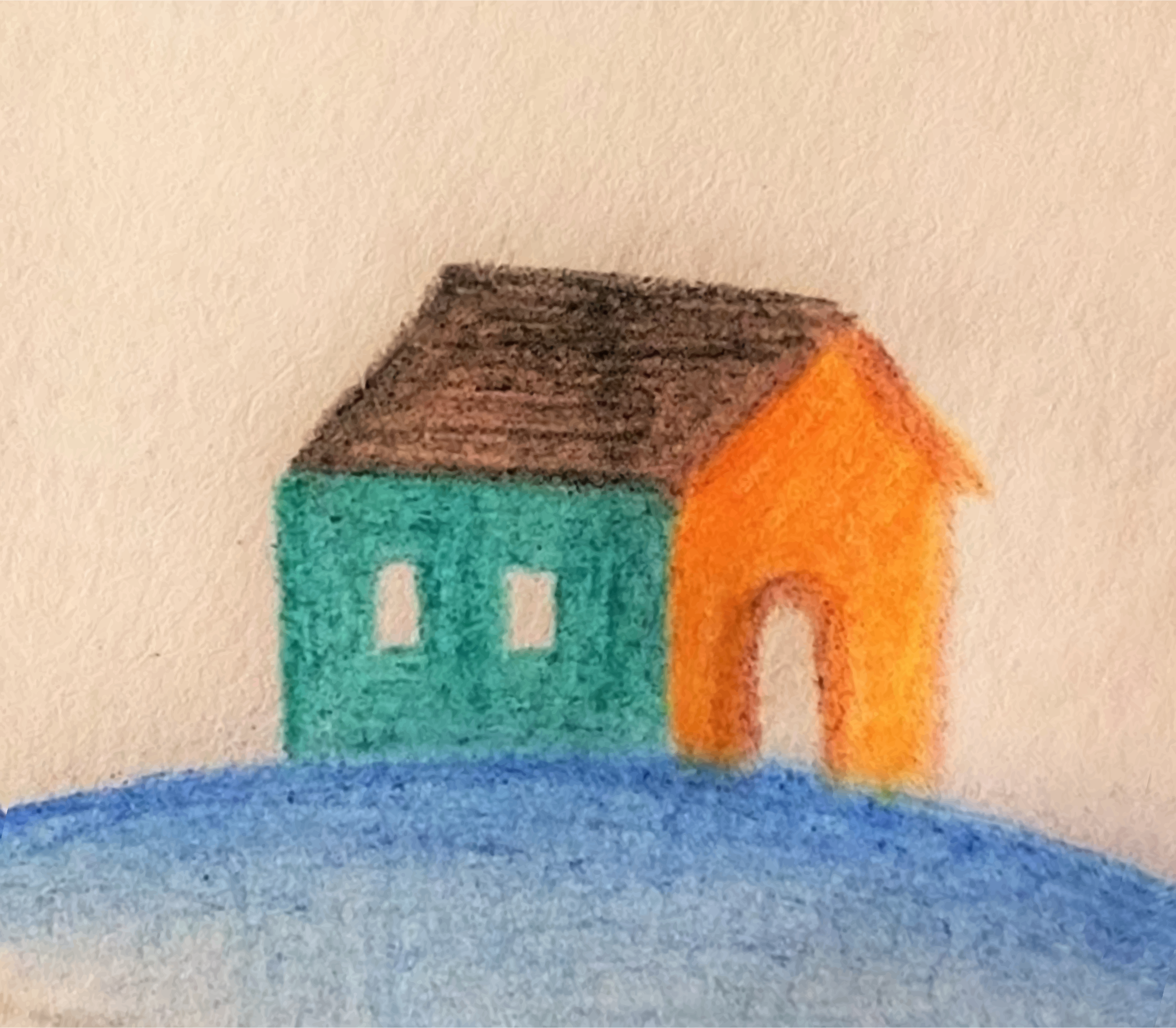 Small home (righted) by Firkin