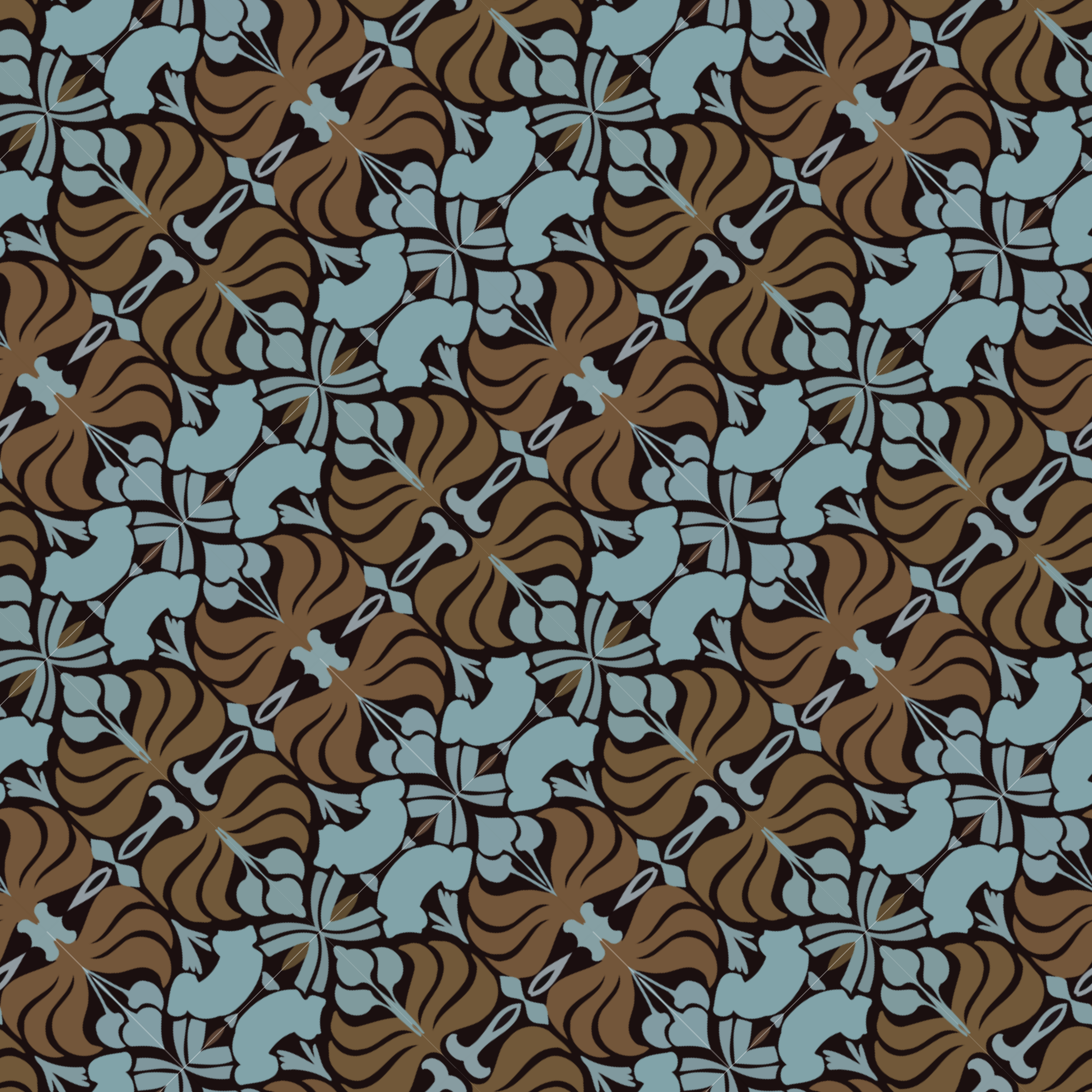 Background pattern 167 (colour 6) by Firkin