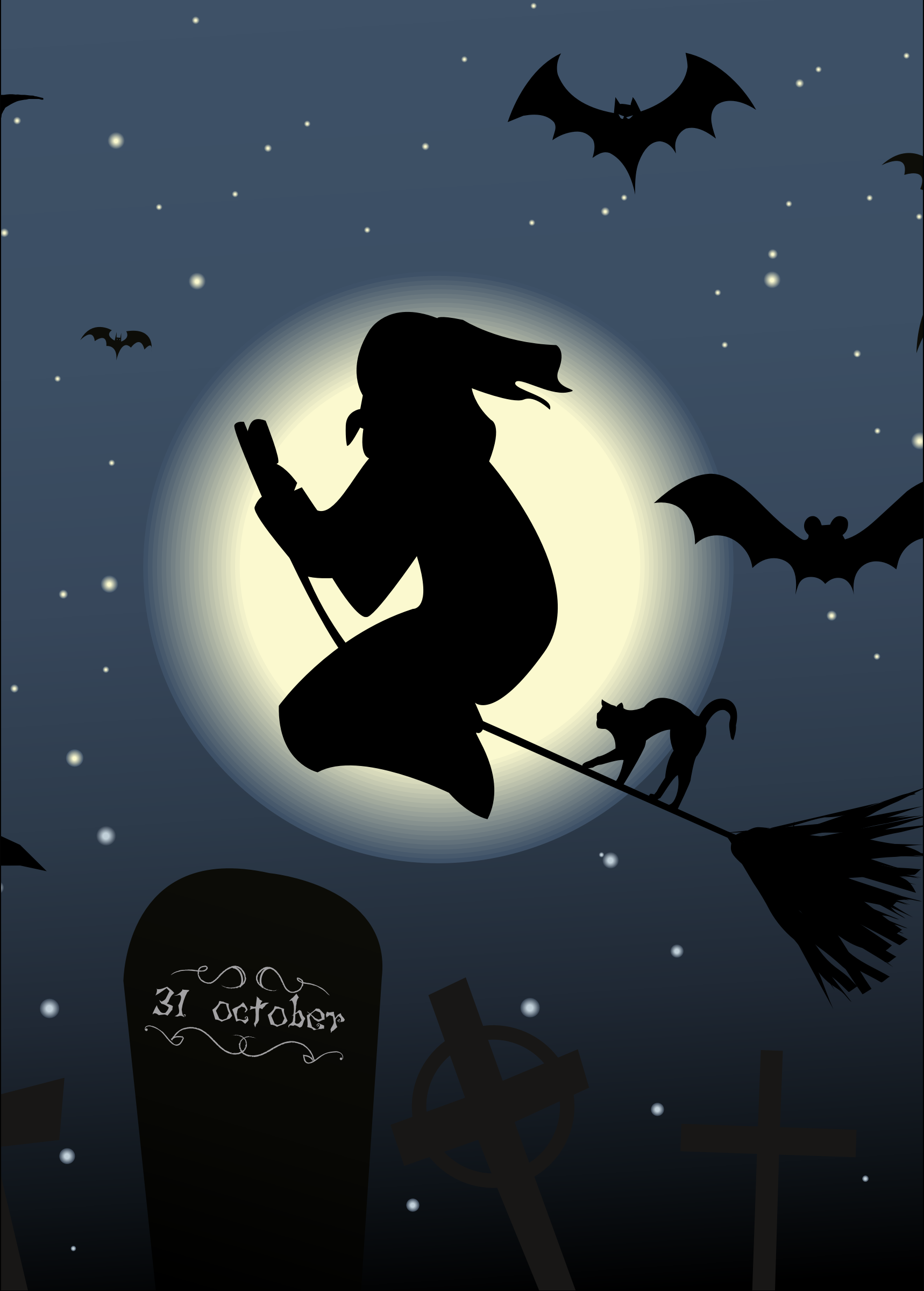 animated halloween clipart - photo #19