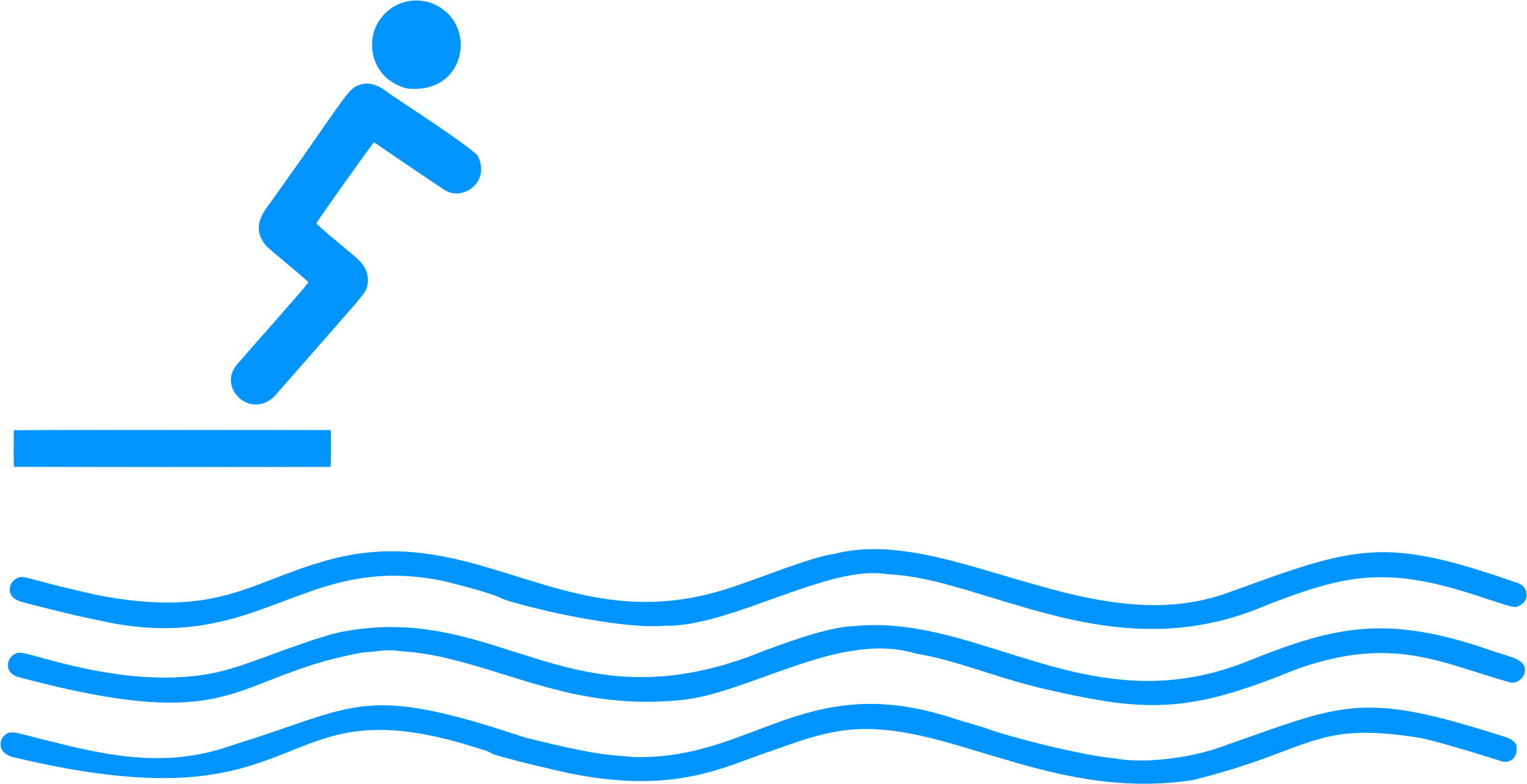 Diving Icon by GDJ