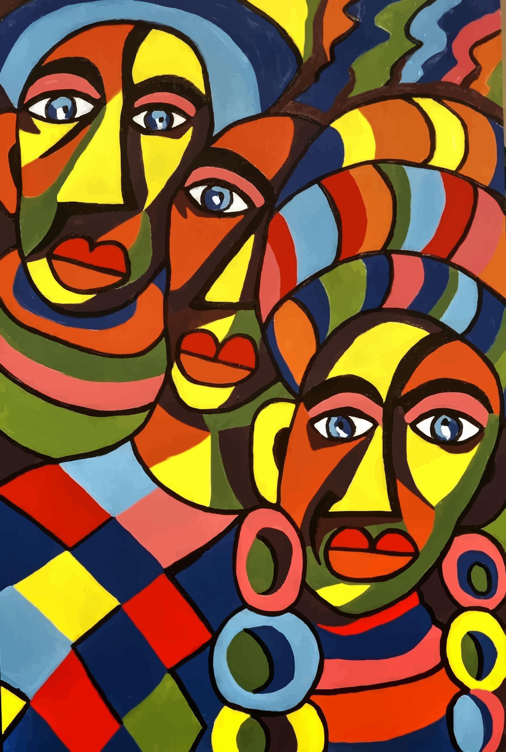 Art Design Pictures : Clipart african art