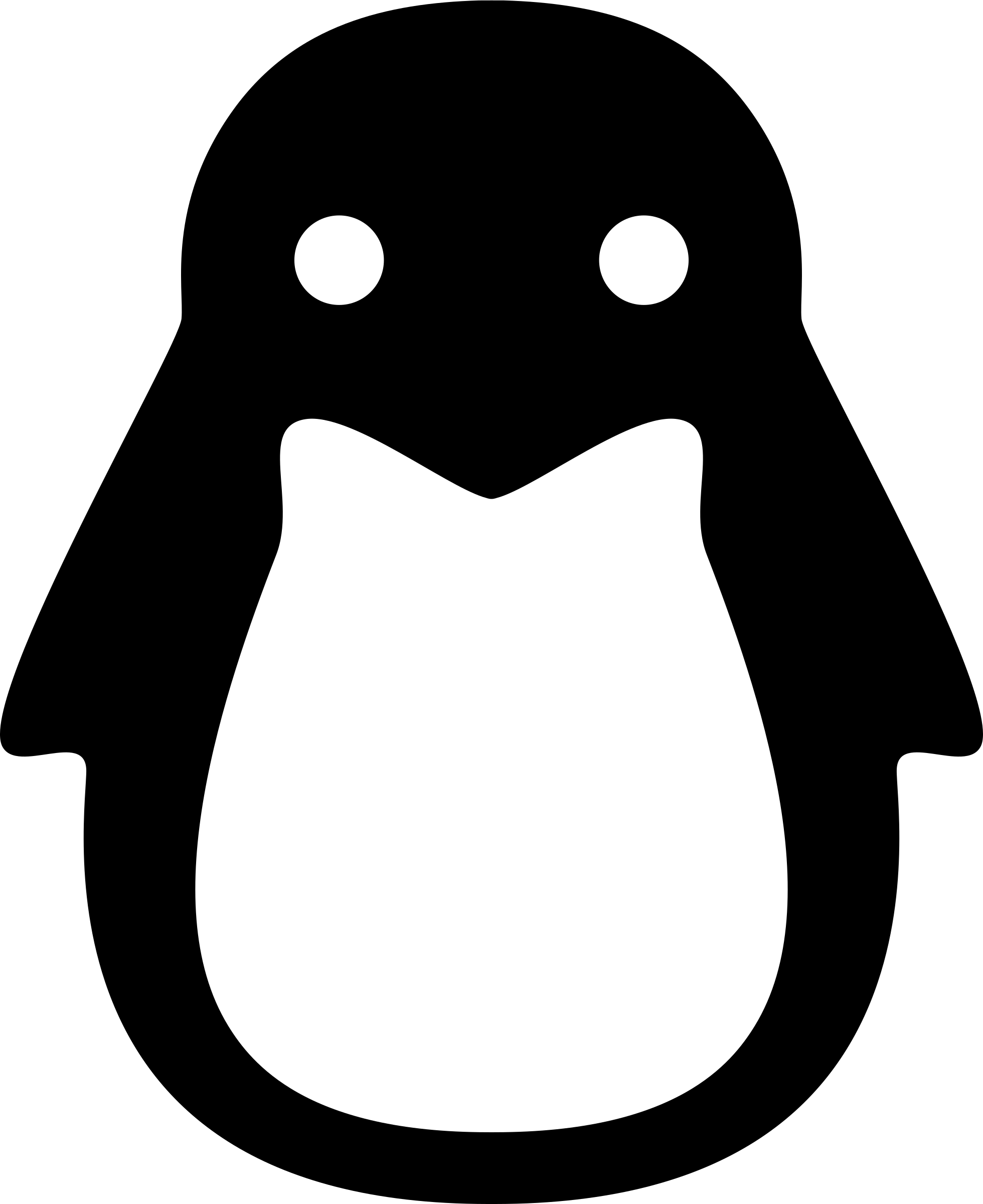 The Other Linux Logo by ecogex