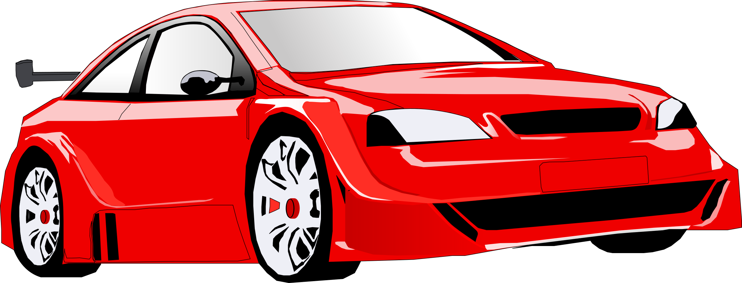 Displaying 17> Images For - Sports Car Clip Art...