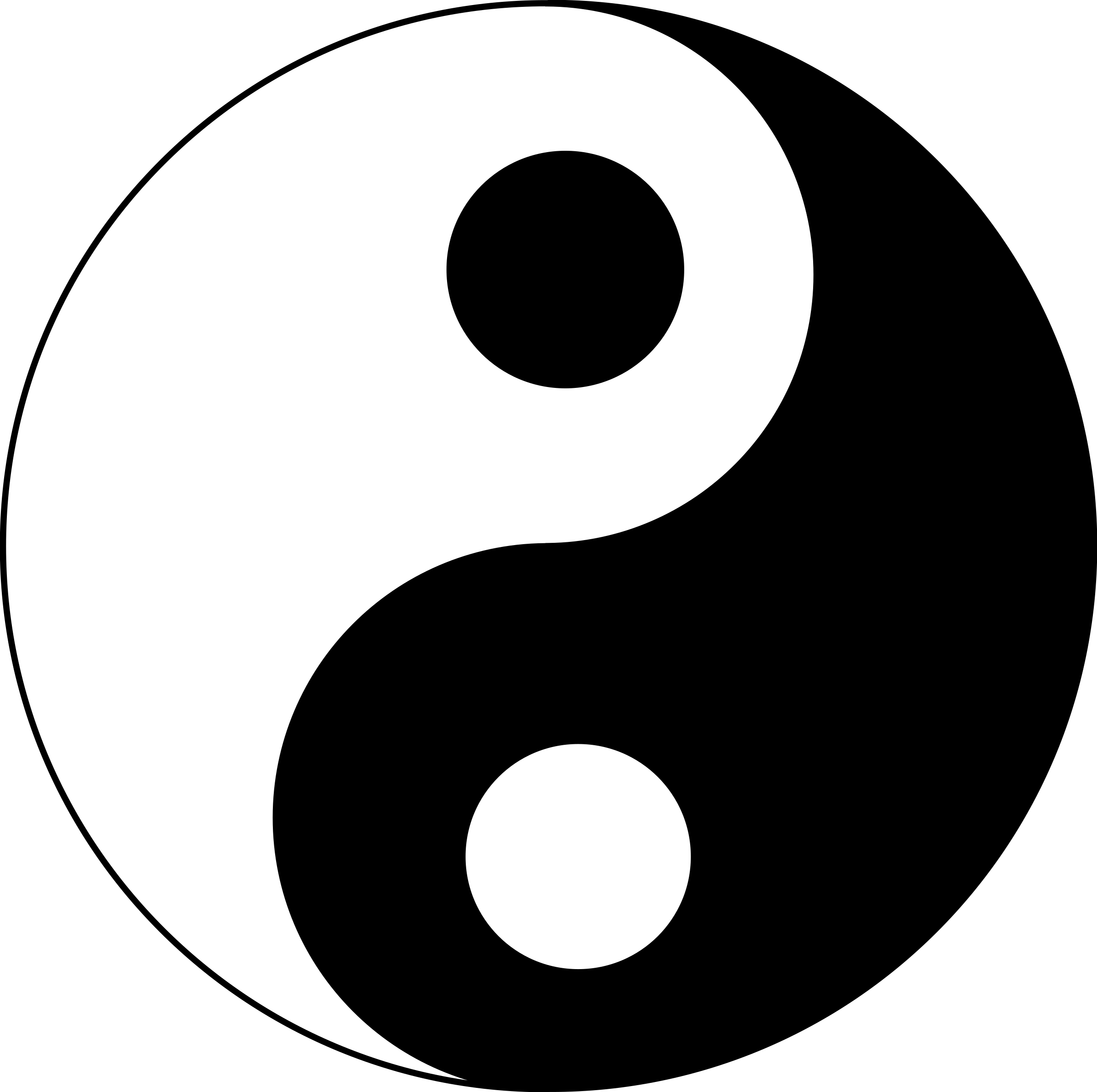 yin-yang 2 by Anonymous