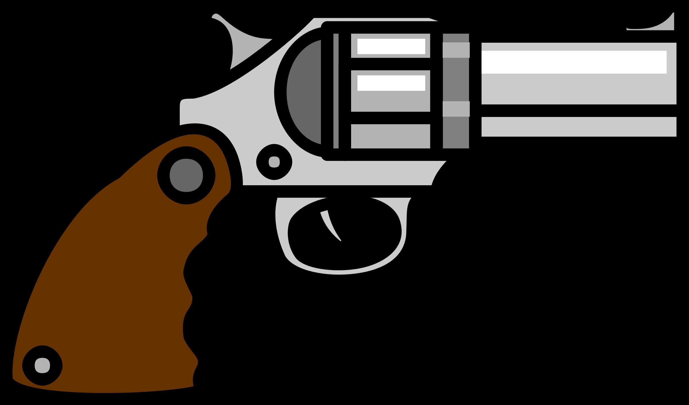 Clipart - Gun 3