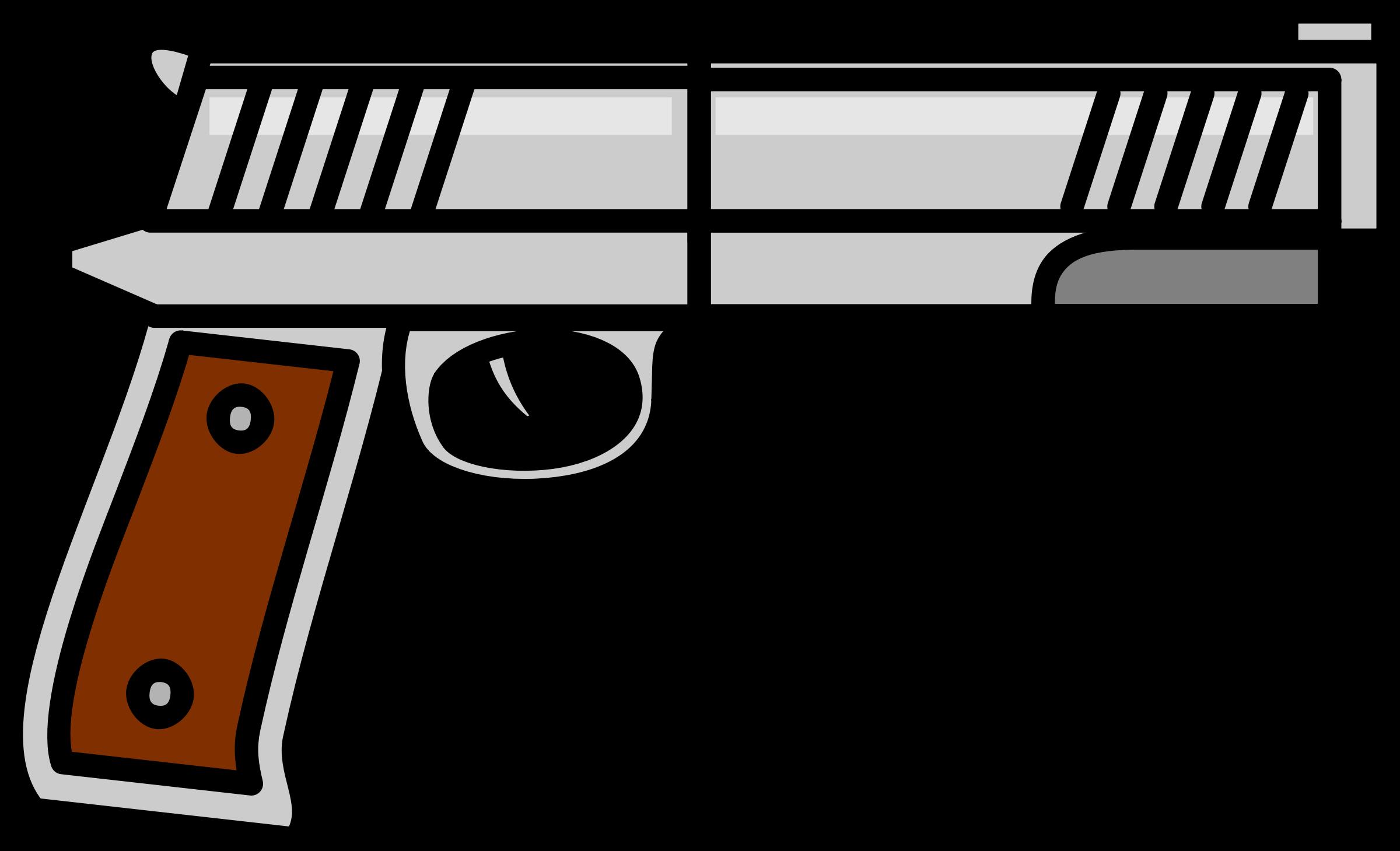 clipart guns pictures - photo #39