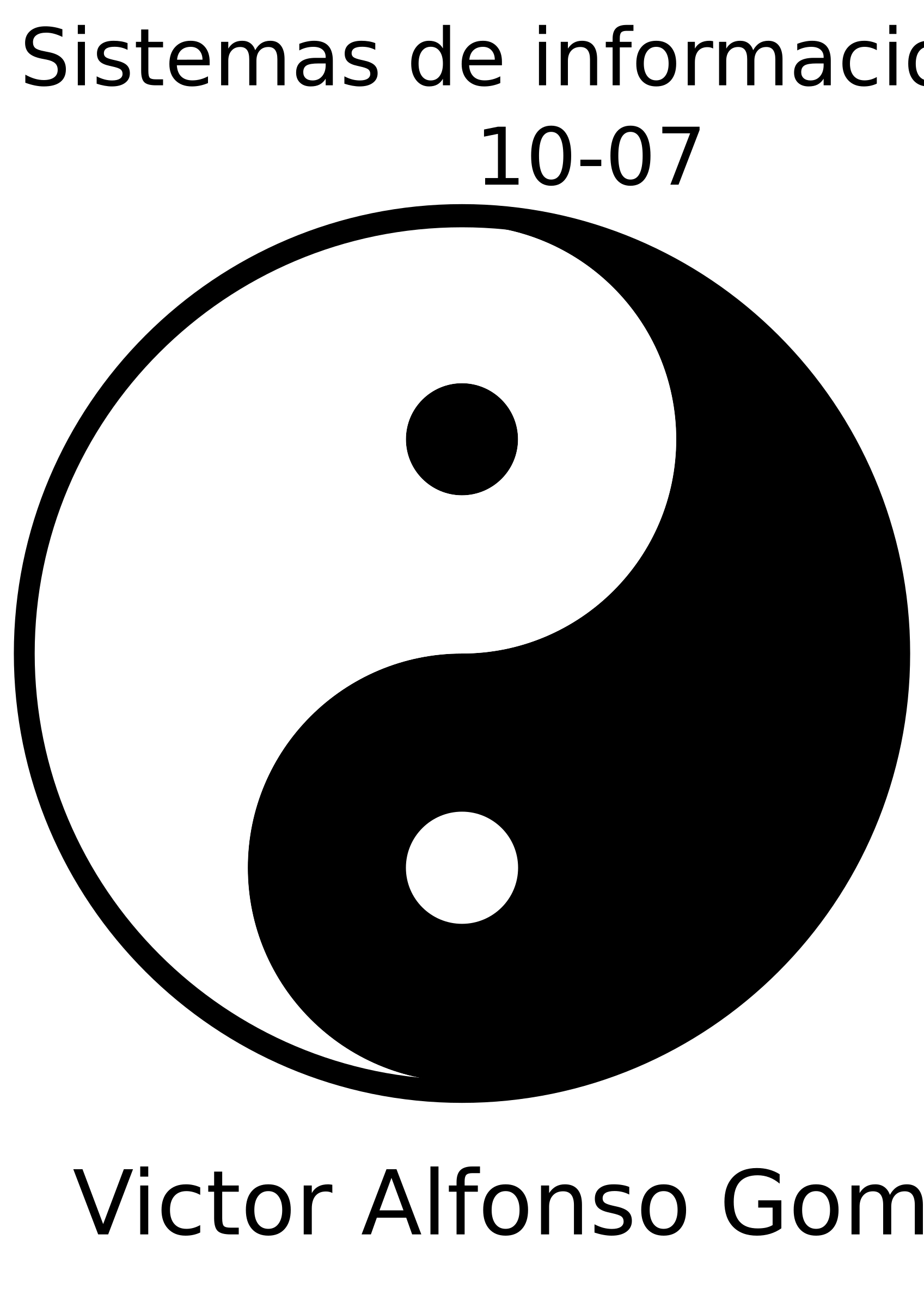 YIN YANG by VICTOR.GOMEZ