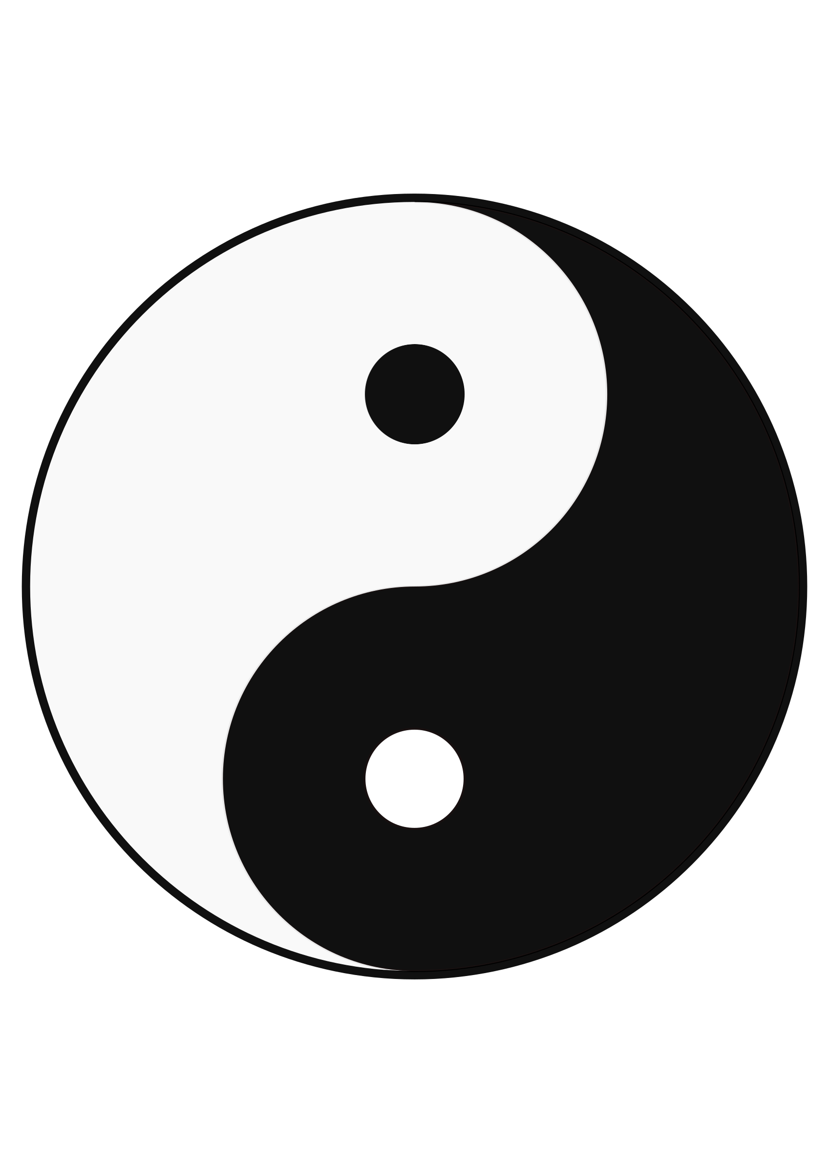ying yang by augus_pava