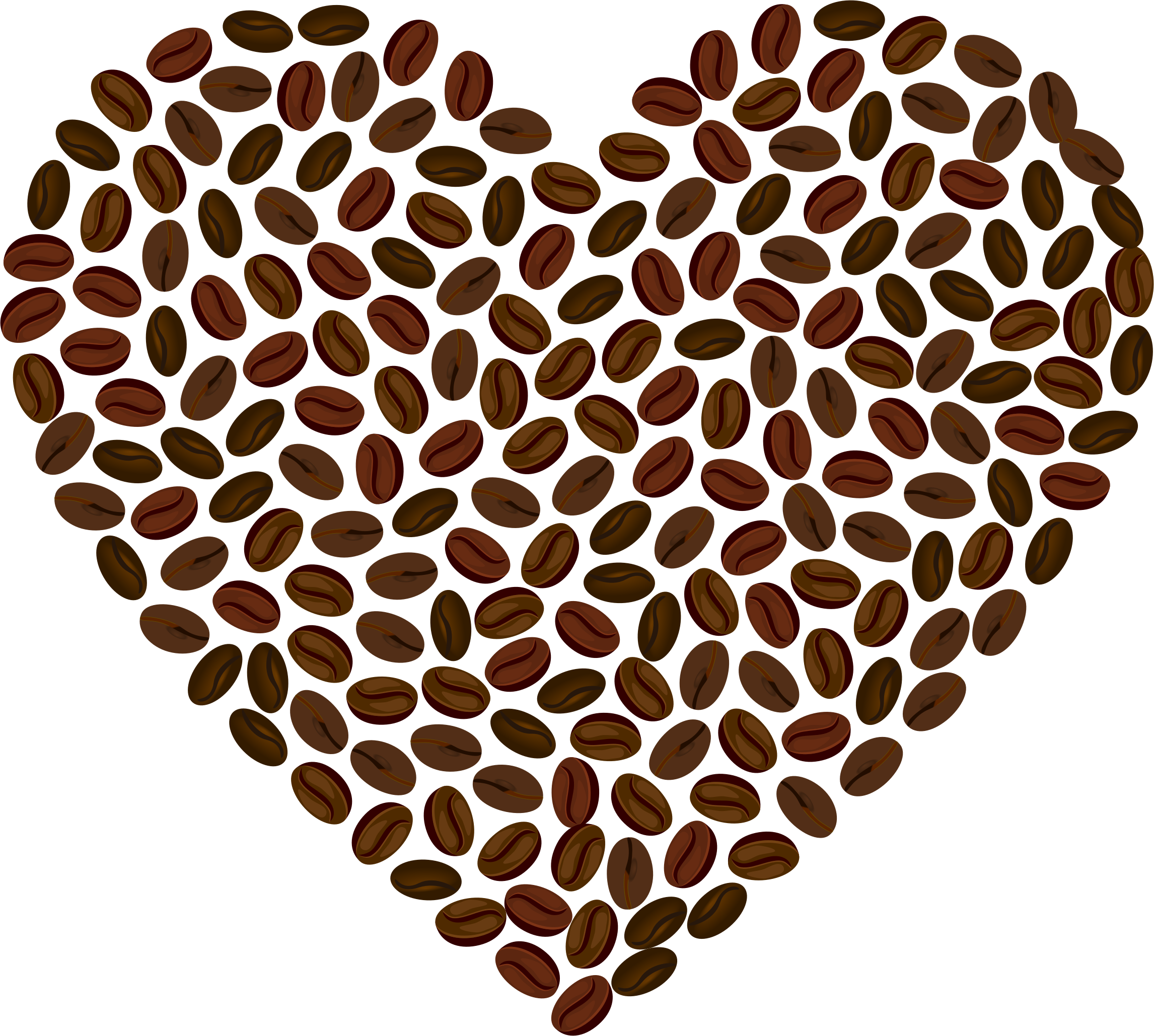 Coffee Heart by GDJ