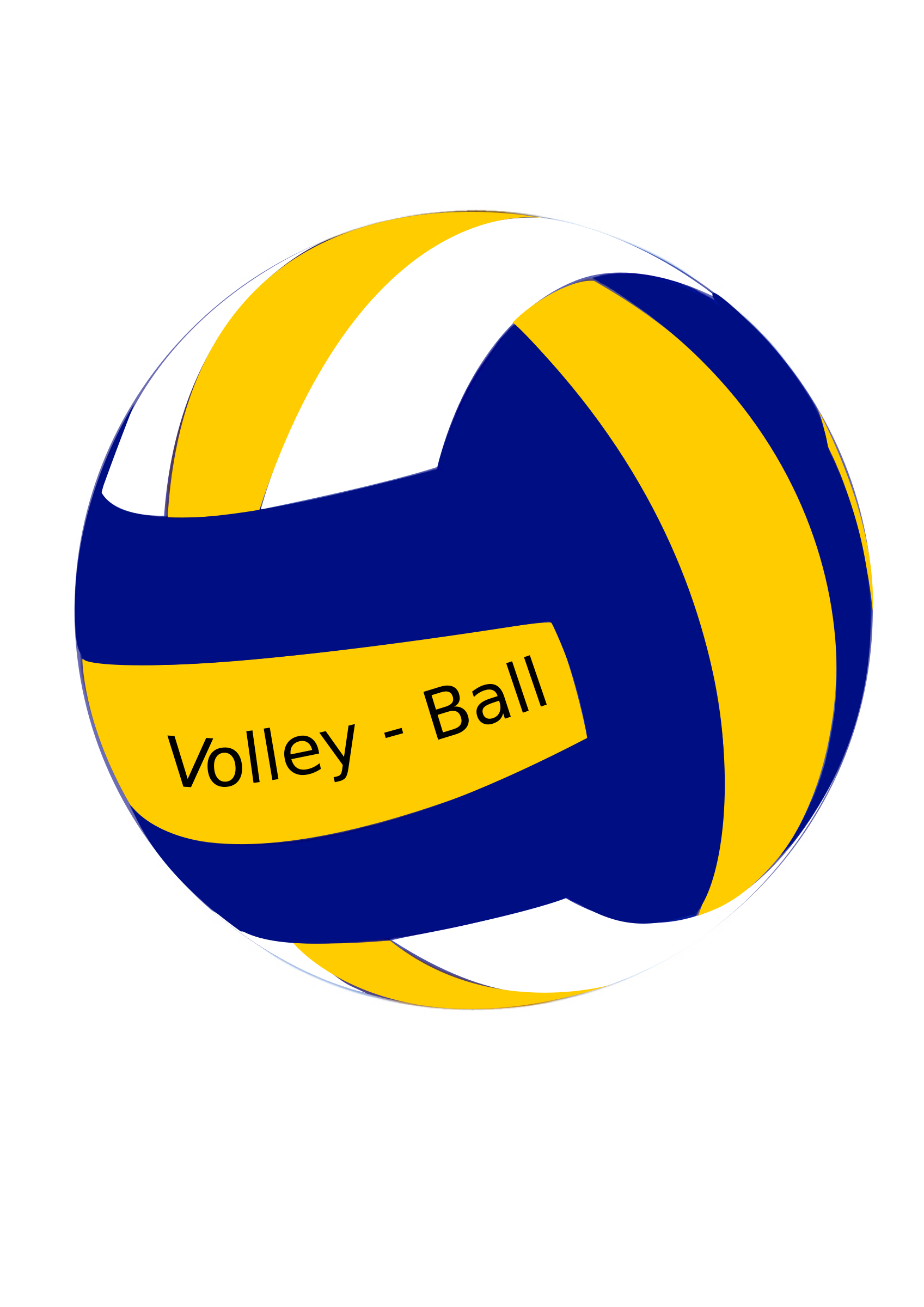 VolleyBall Female Ball by agelmi