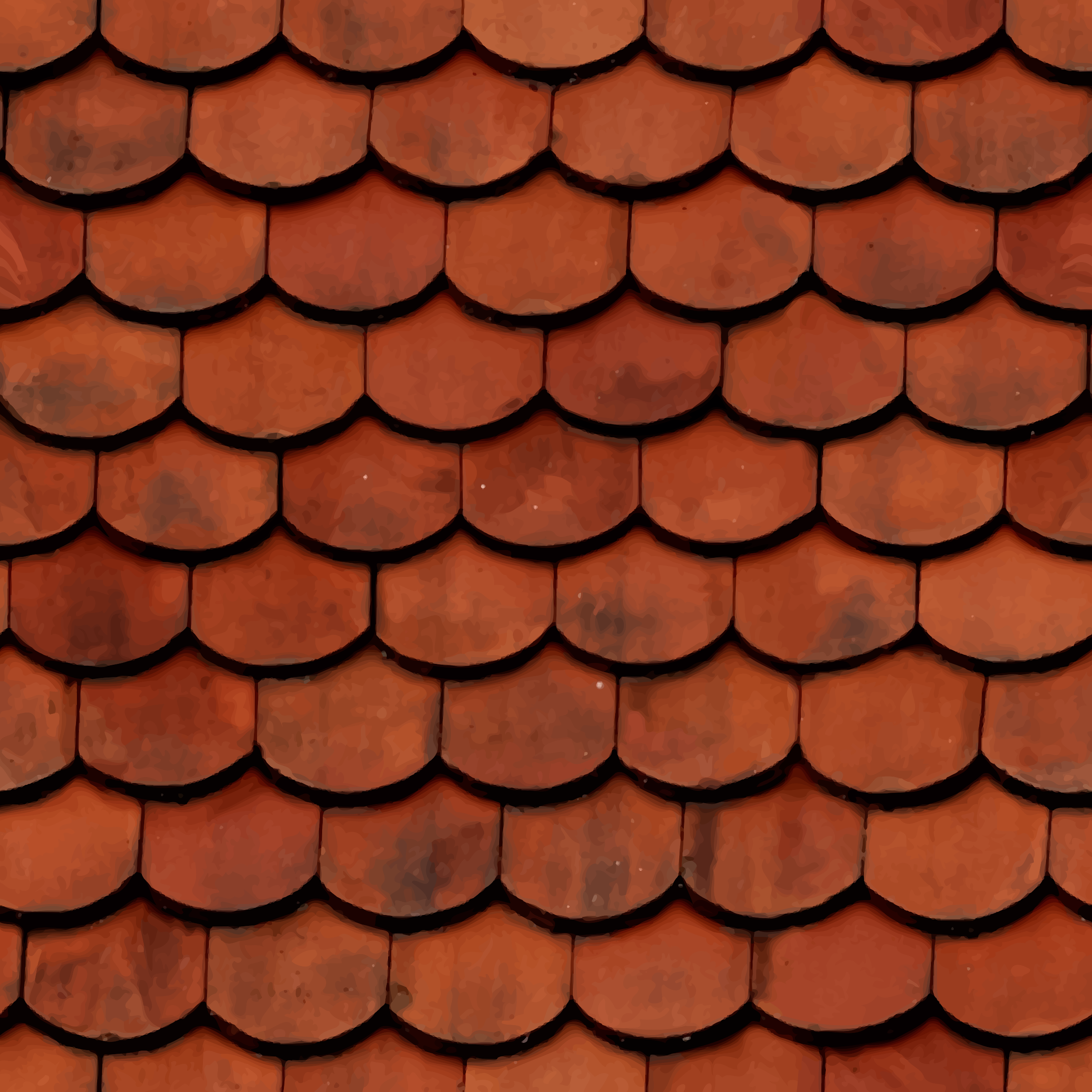 Roof tiles by Firkin
